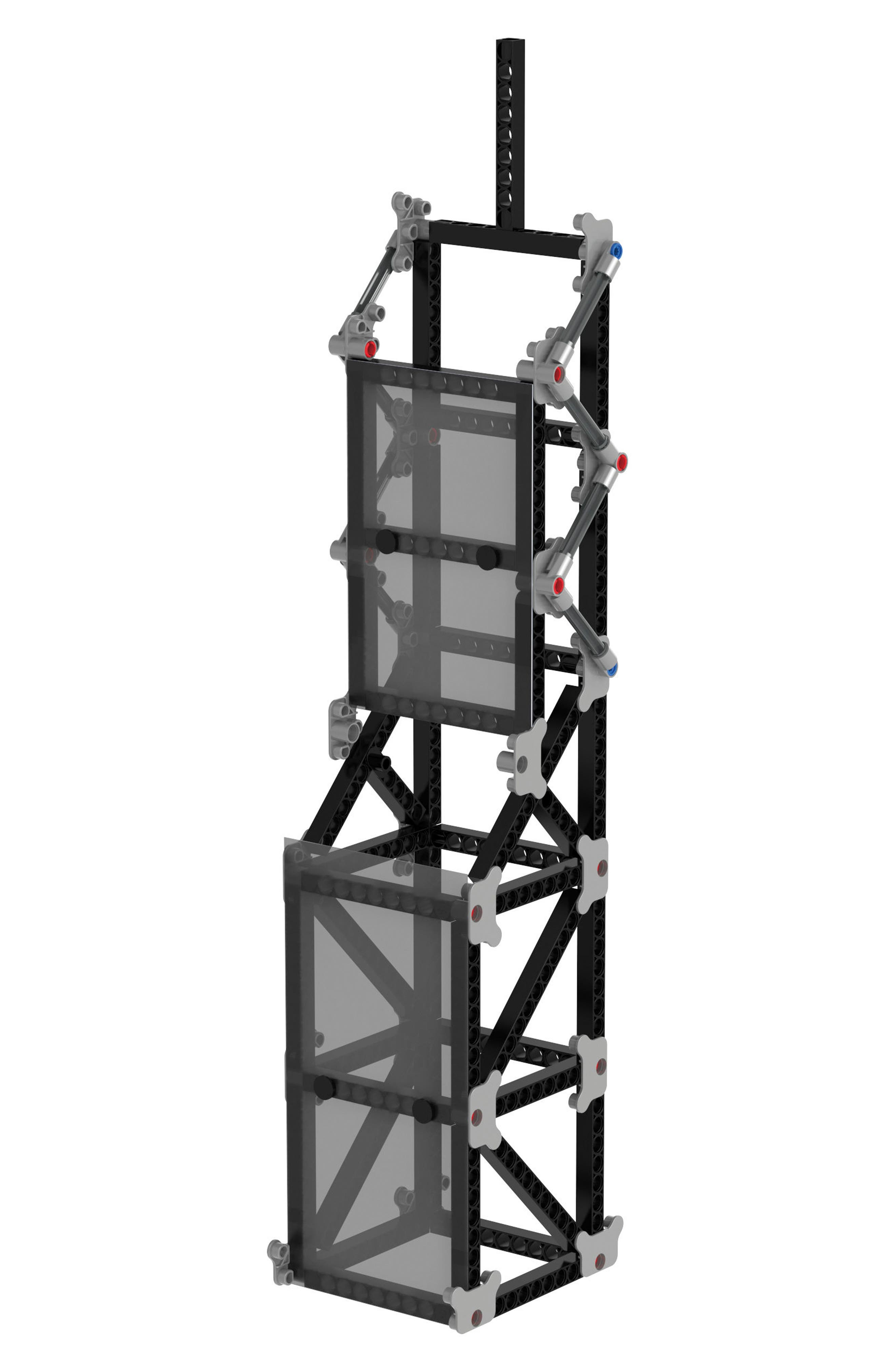 Alternate Image 25  - Thames & Kosmos Structural Engineering 323-Piece Bridges & Skyscrapers Building Kit