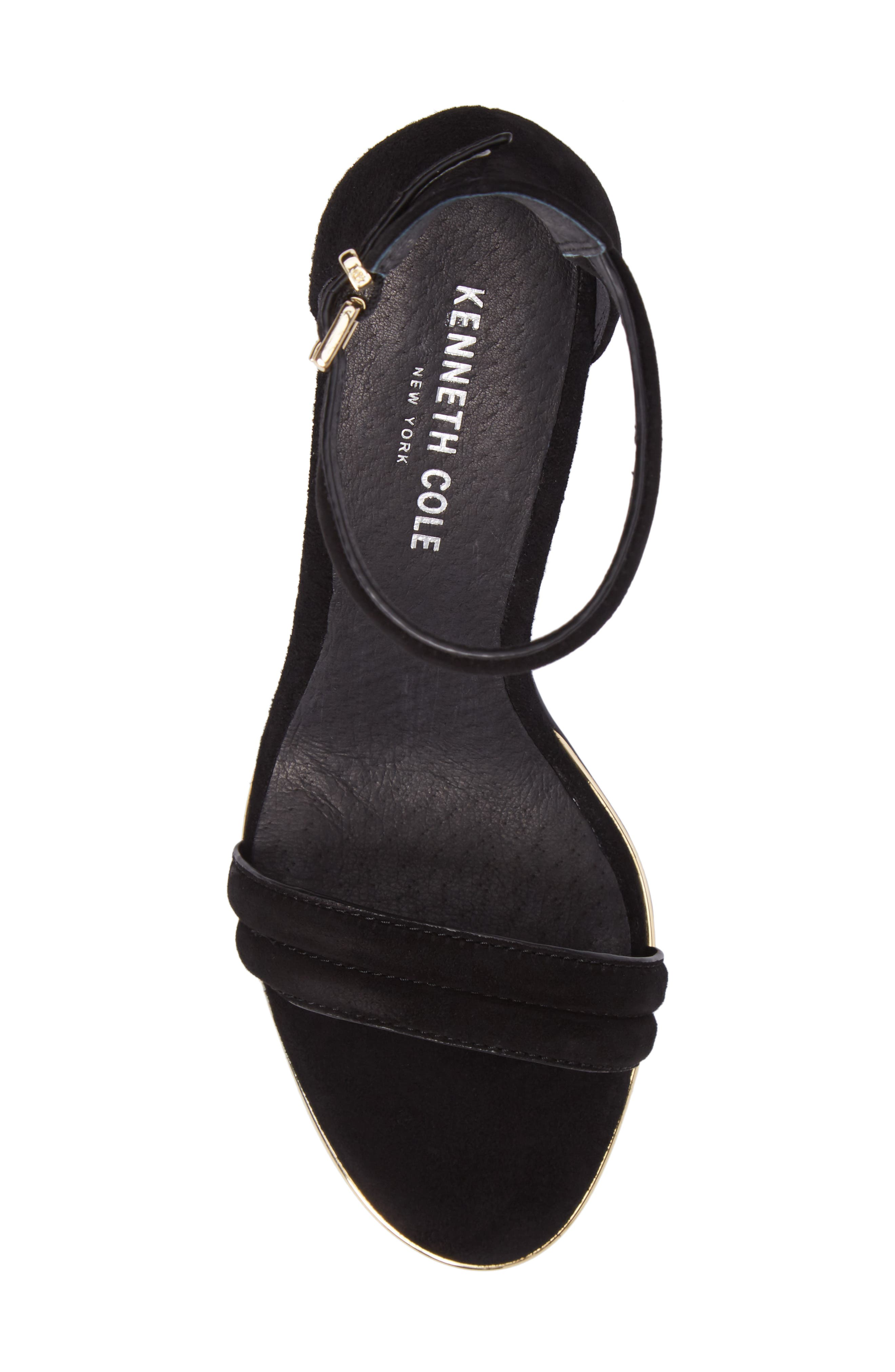 Alternate Image 5  - Kenneth Cole New York Luisa Imitation Pearl Embellished Sandal (Women)