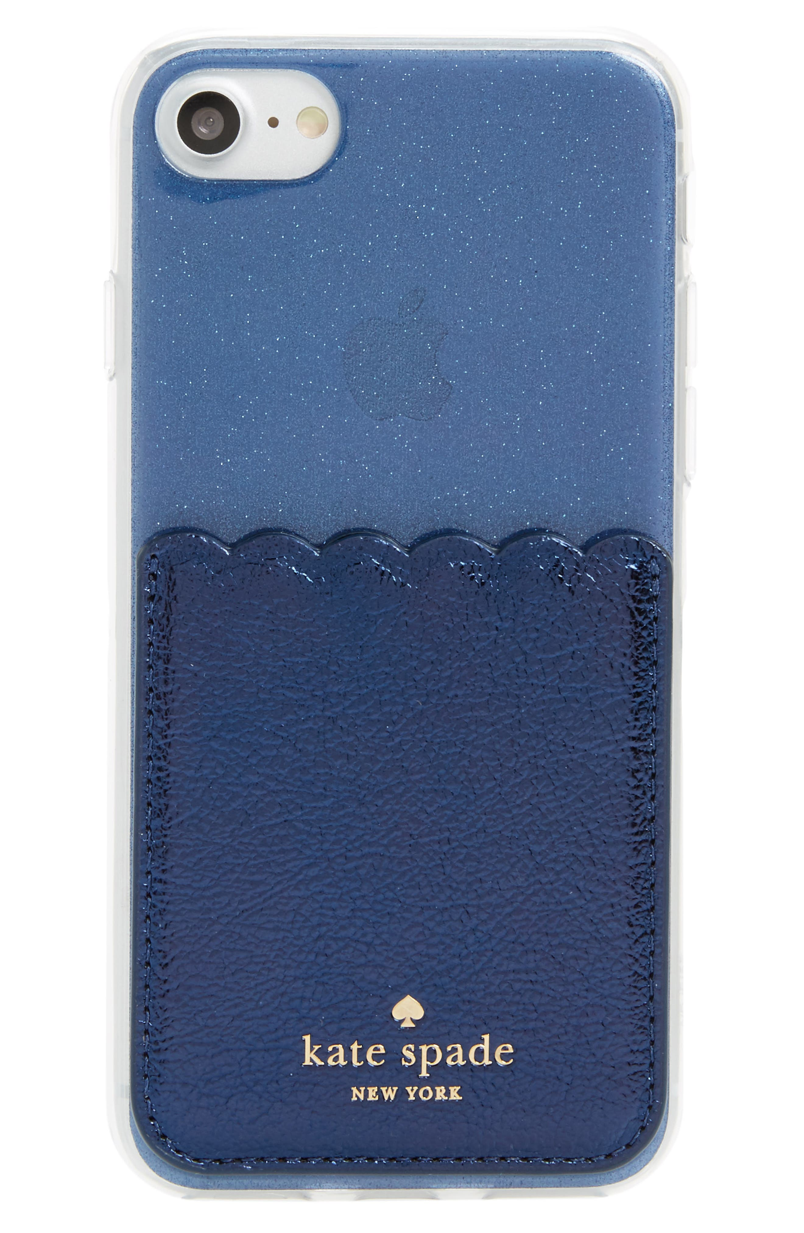 kate spade new york stick to it iPhone 7/8 case & sticker pocket
