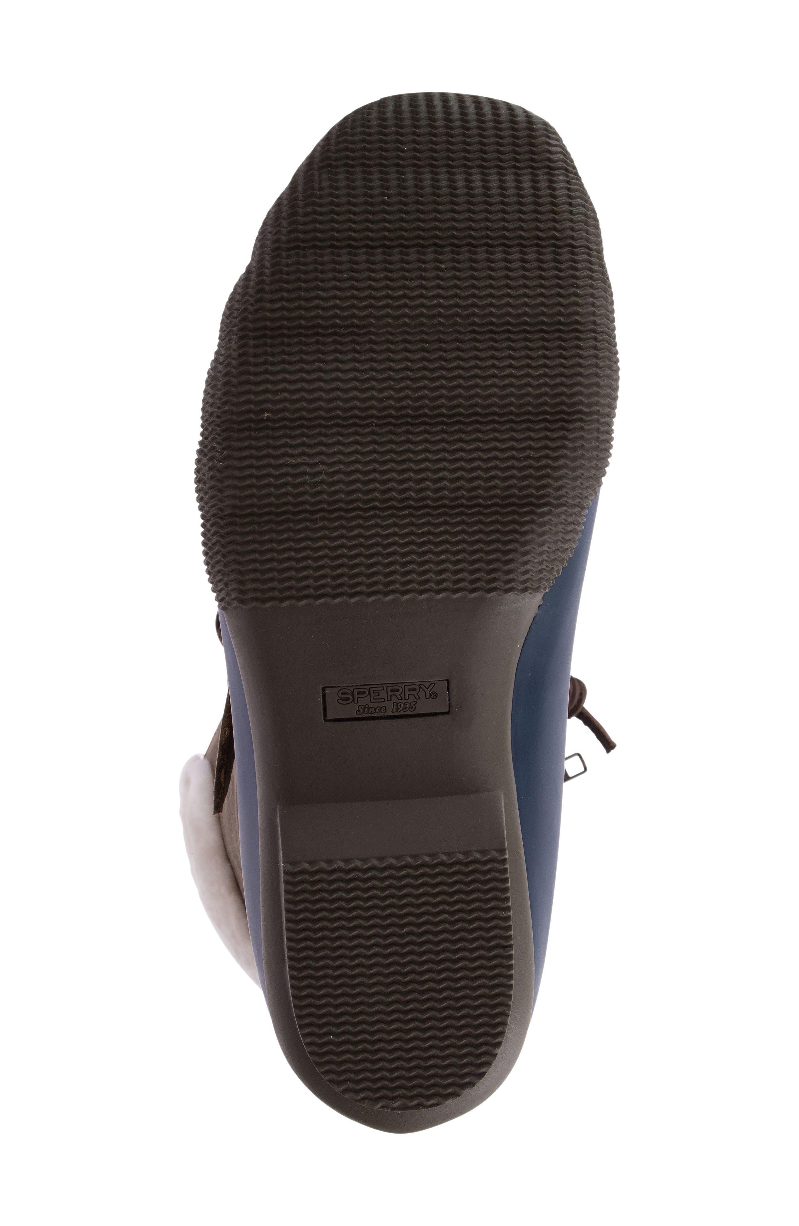 Alternate Image 4  - Sperry Saltwater Misty Waterproof Rain Boot (Women)