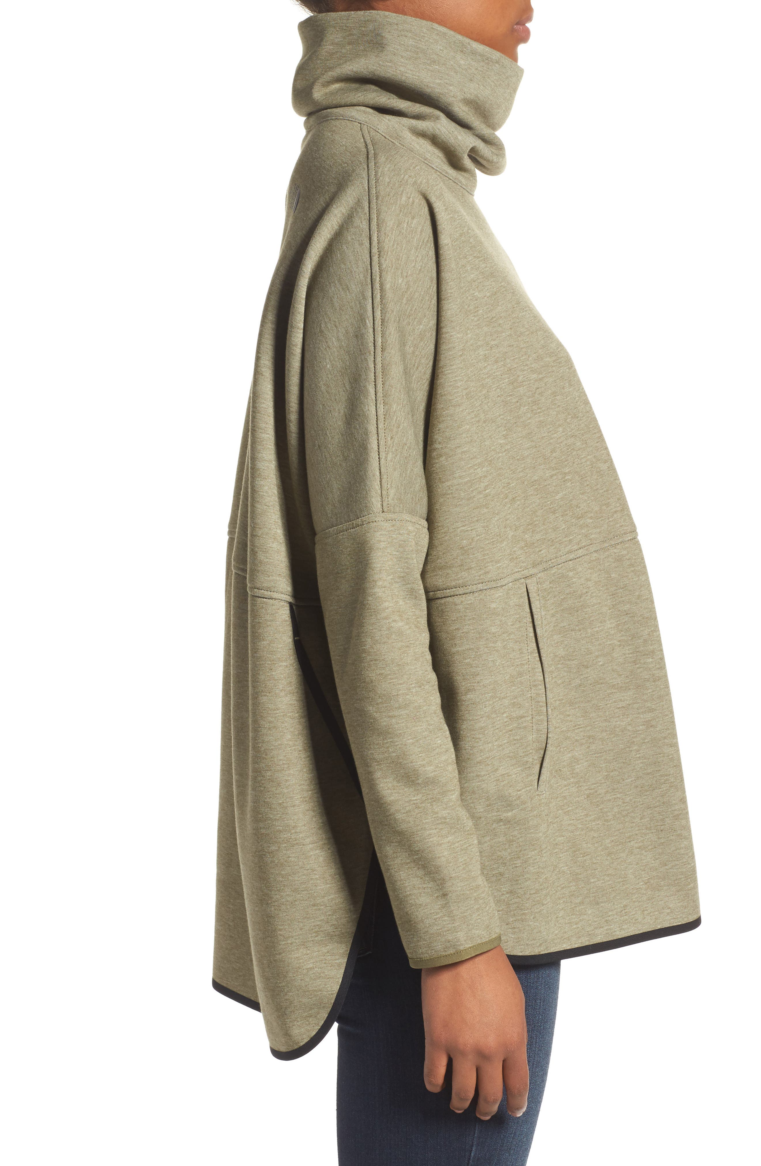 Alternate Image 3  - The North Face Slacker Poncho