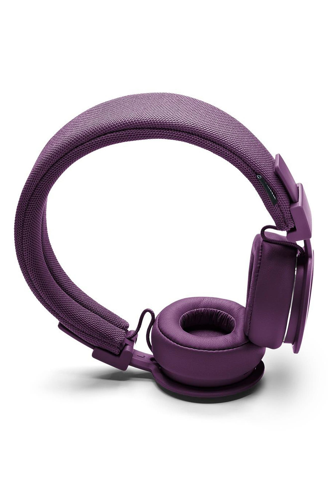 'Plattan ADV Wireless' Bluetooth<sup>®</sup> On-Ear Headphones,                             Alternate thumbnail 3, color,                             Cosmos Purple