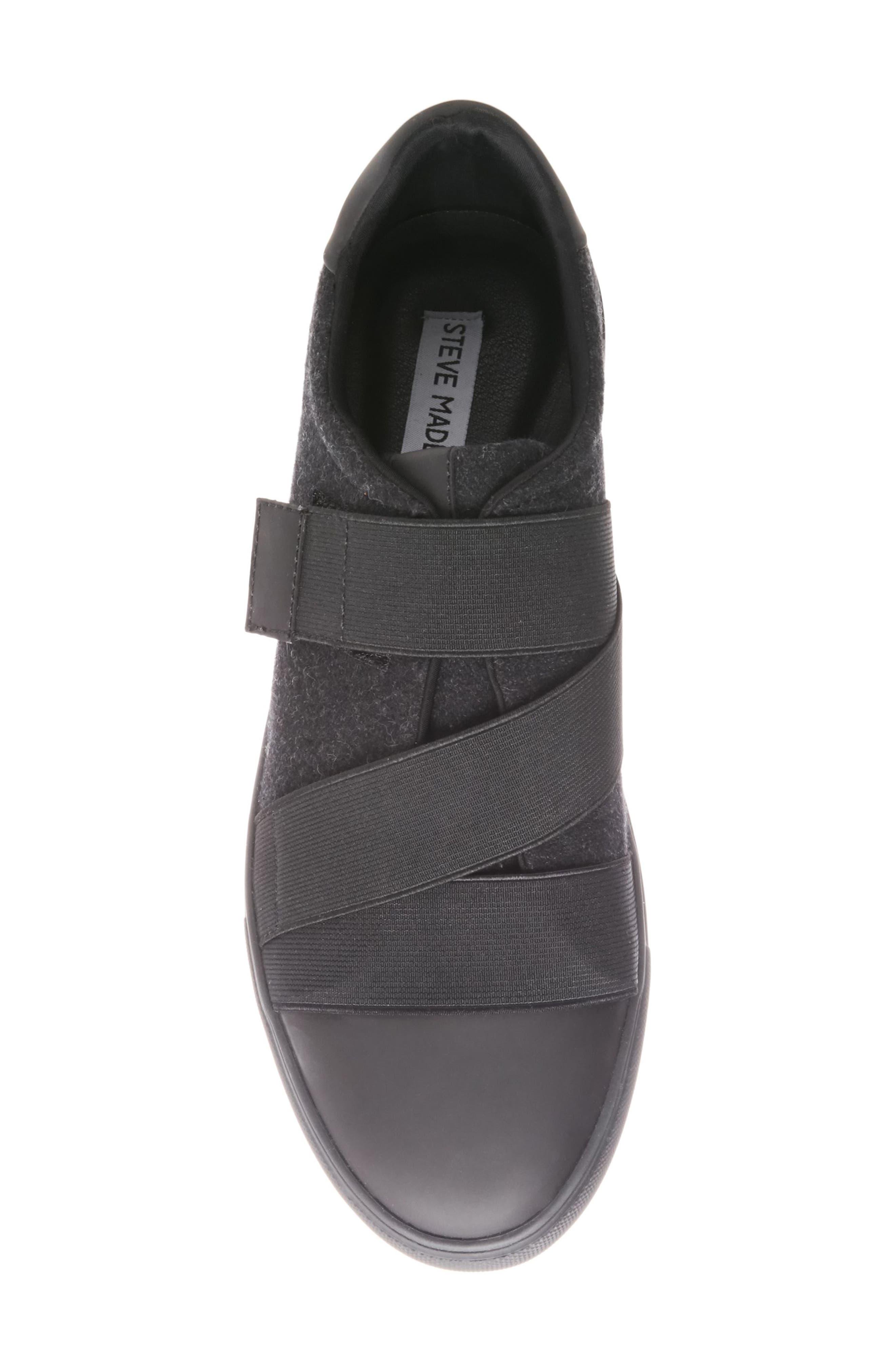 Westy Sneaker,                             Alternate thumbnail 5, color,                             Black