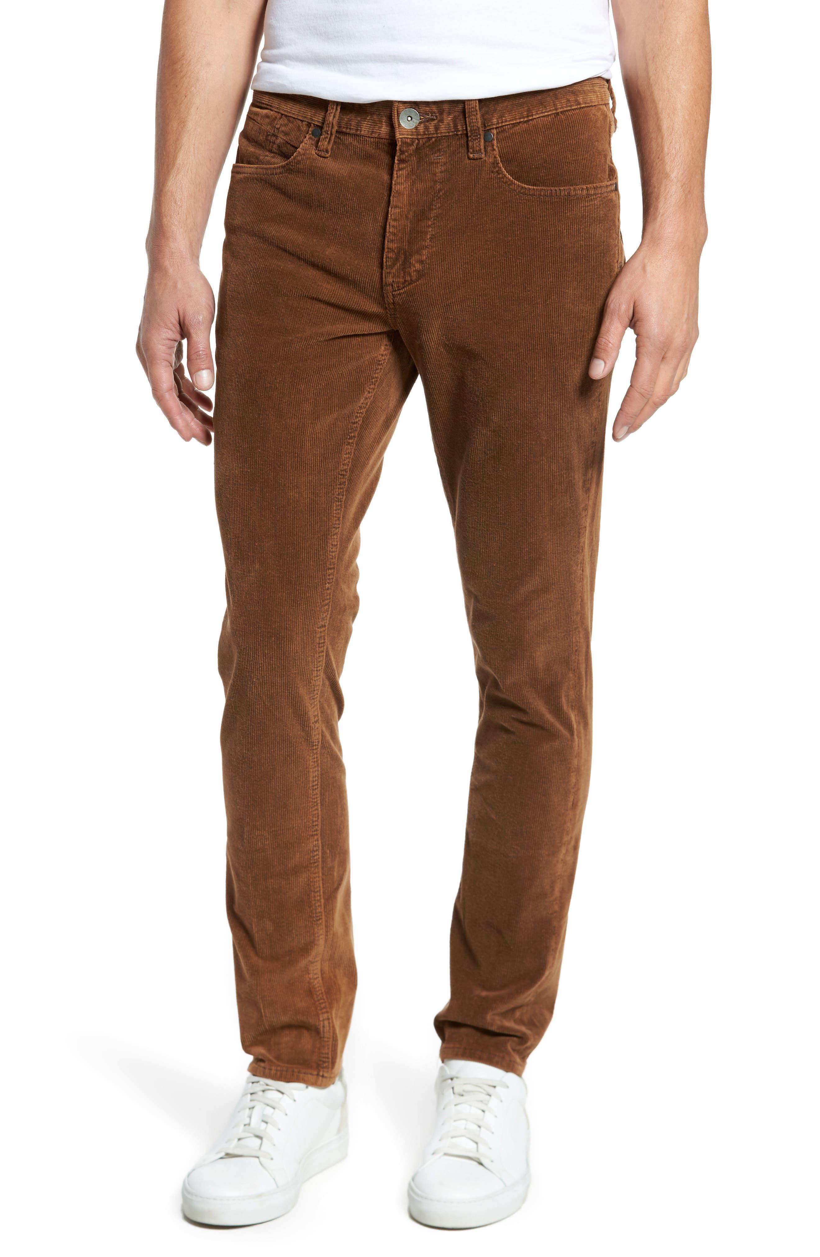 Alternate Image 1 Selected - Billabong Outsider Corduroy Pants