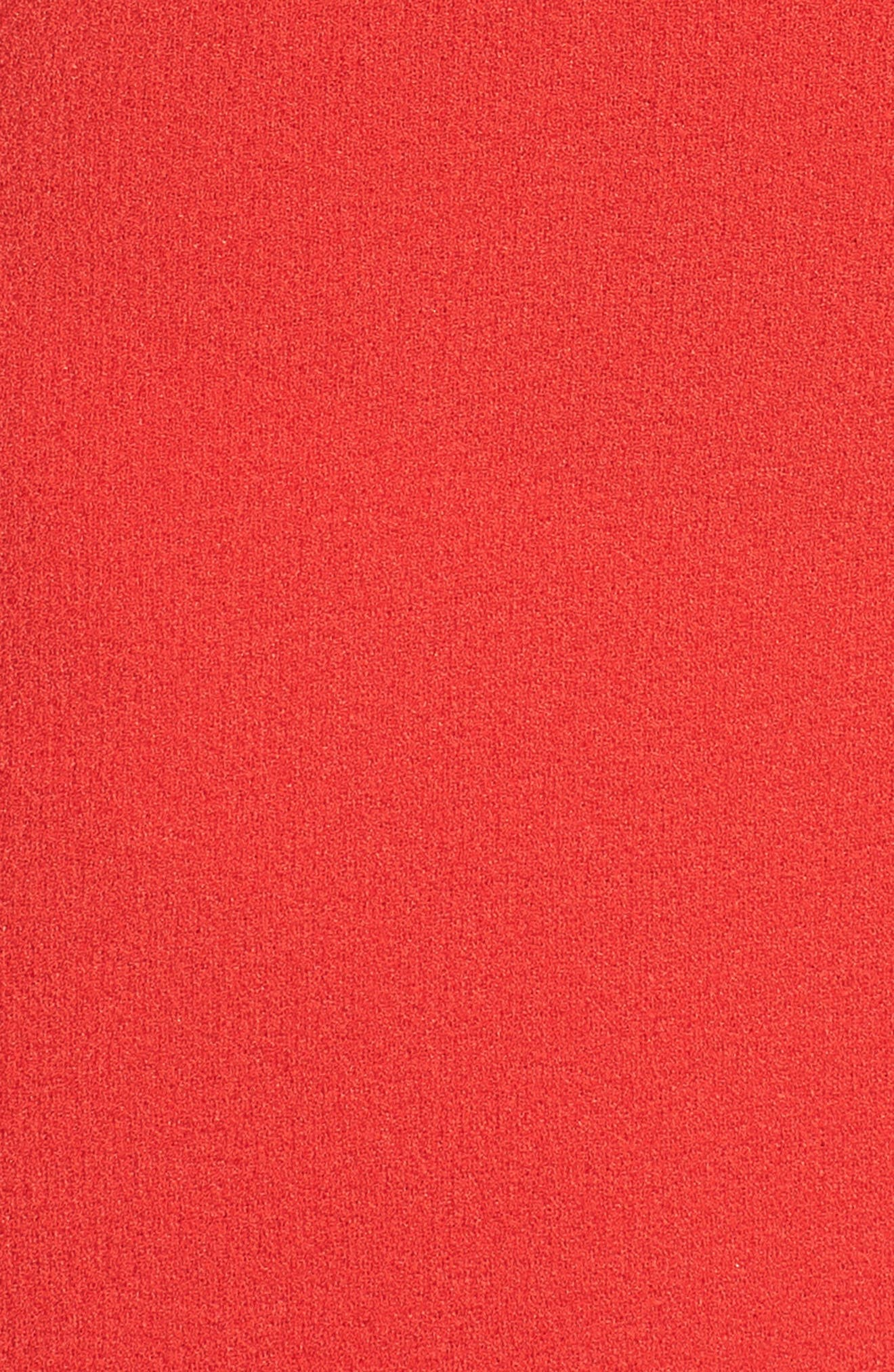 Curtis Jumpsuit,                             Alternate thumbnail 6, color,                             Red