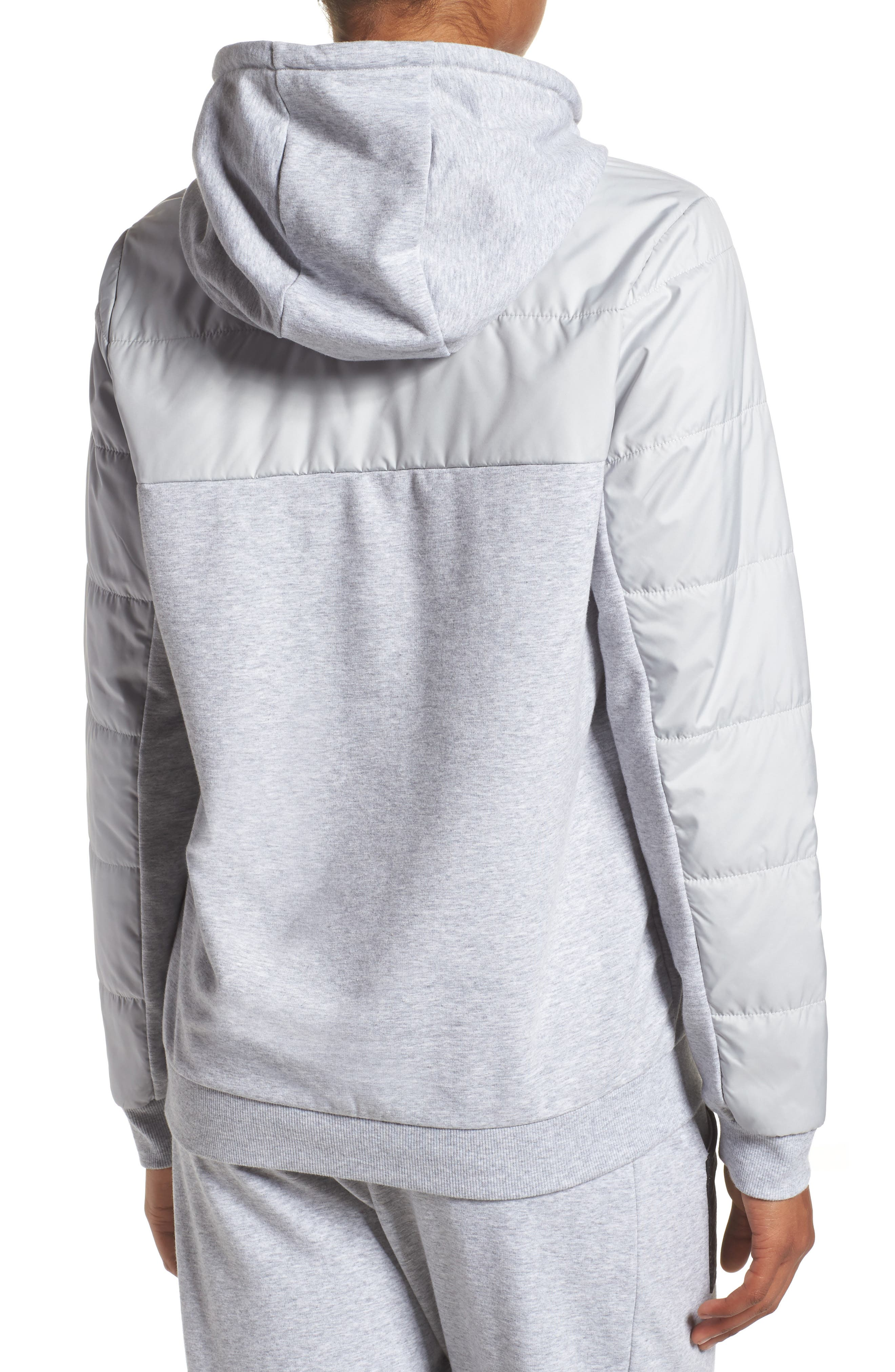 Alternate Image 2  - The North Face Reflective Logo Hoodie