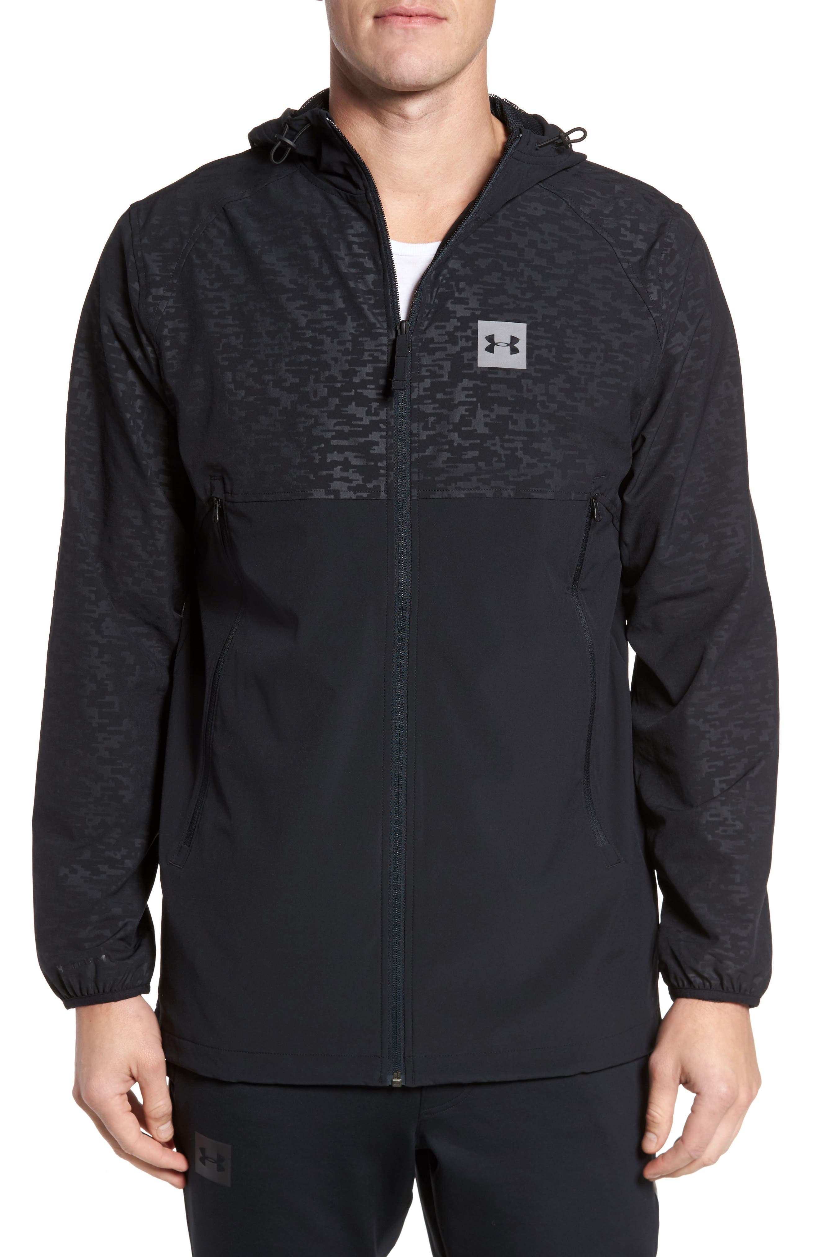 under armour black ops jacket
