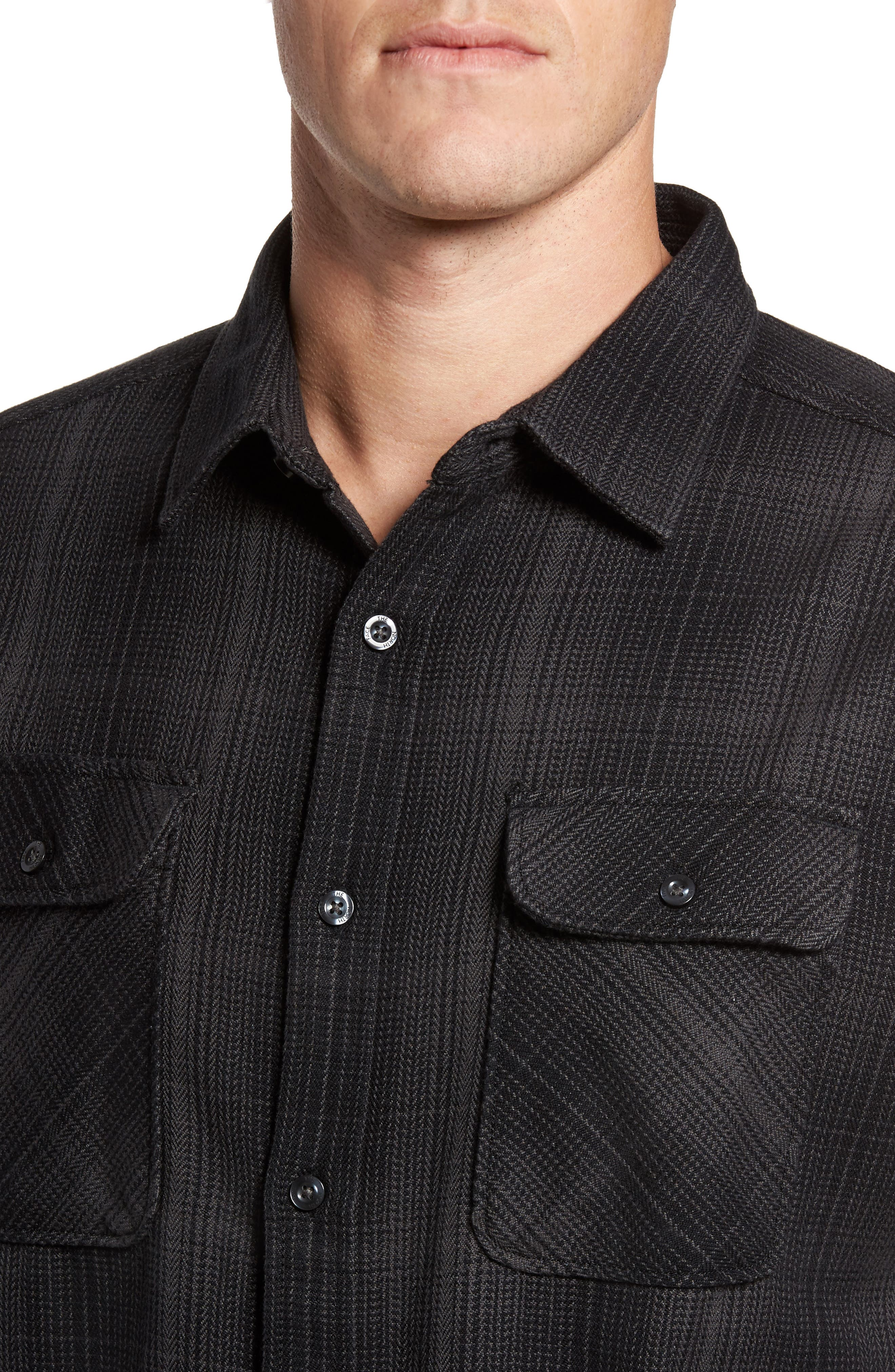 Alternate Image 4  - The North Face Alpine Zone Plaid Shirt