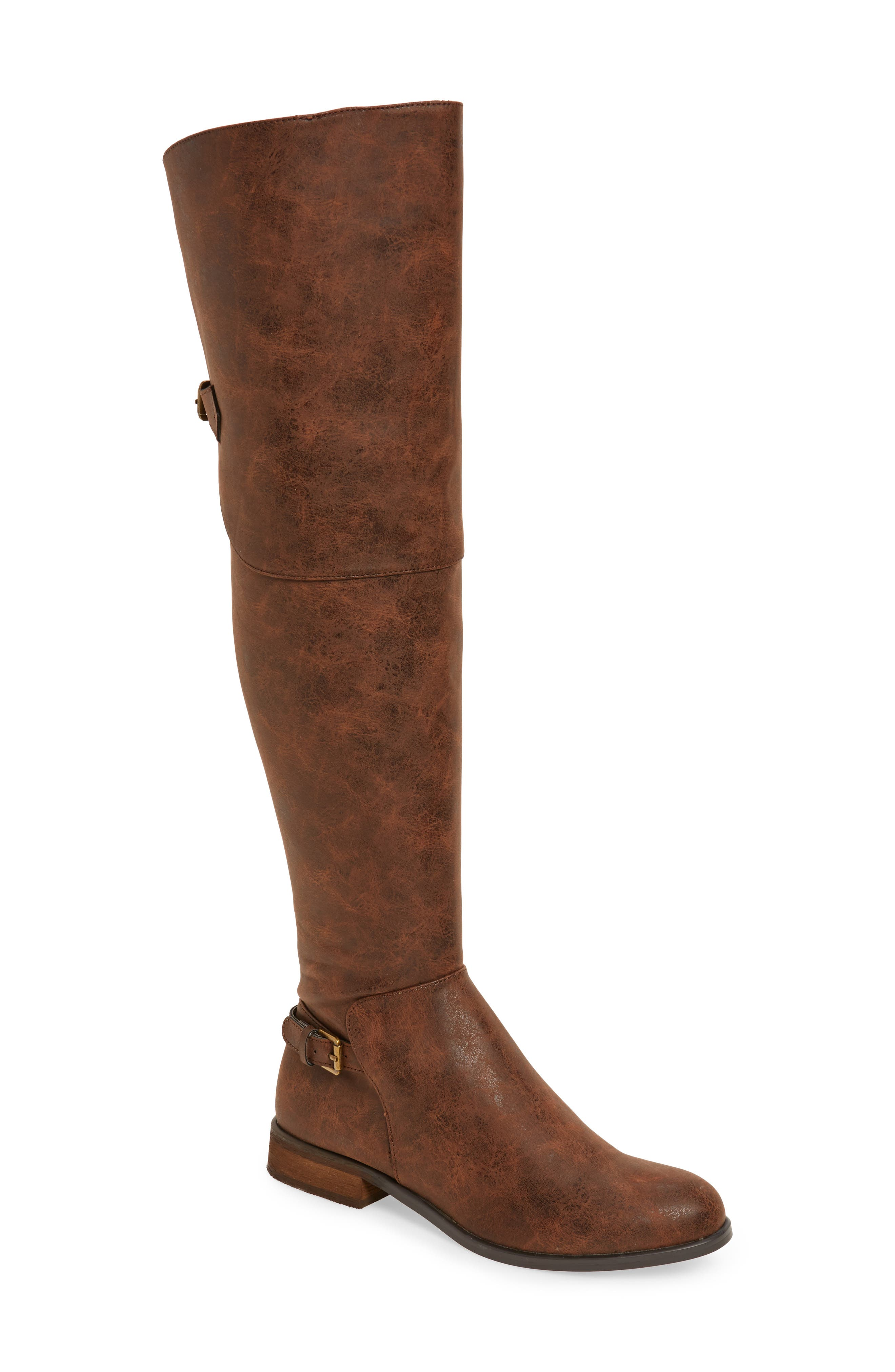 Main Image - Very Volatile Otto Over the Knee Boot (Women)