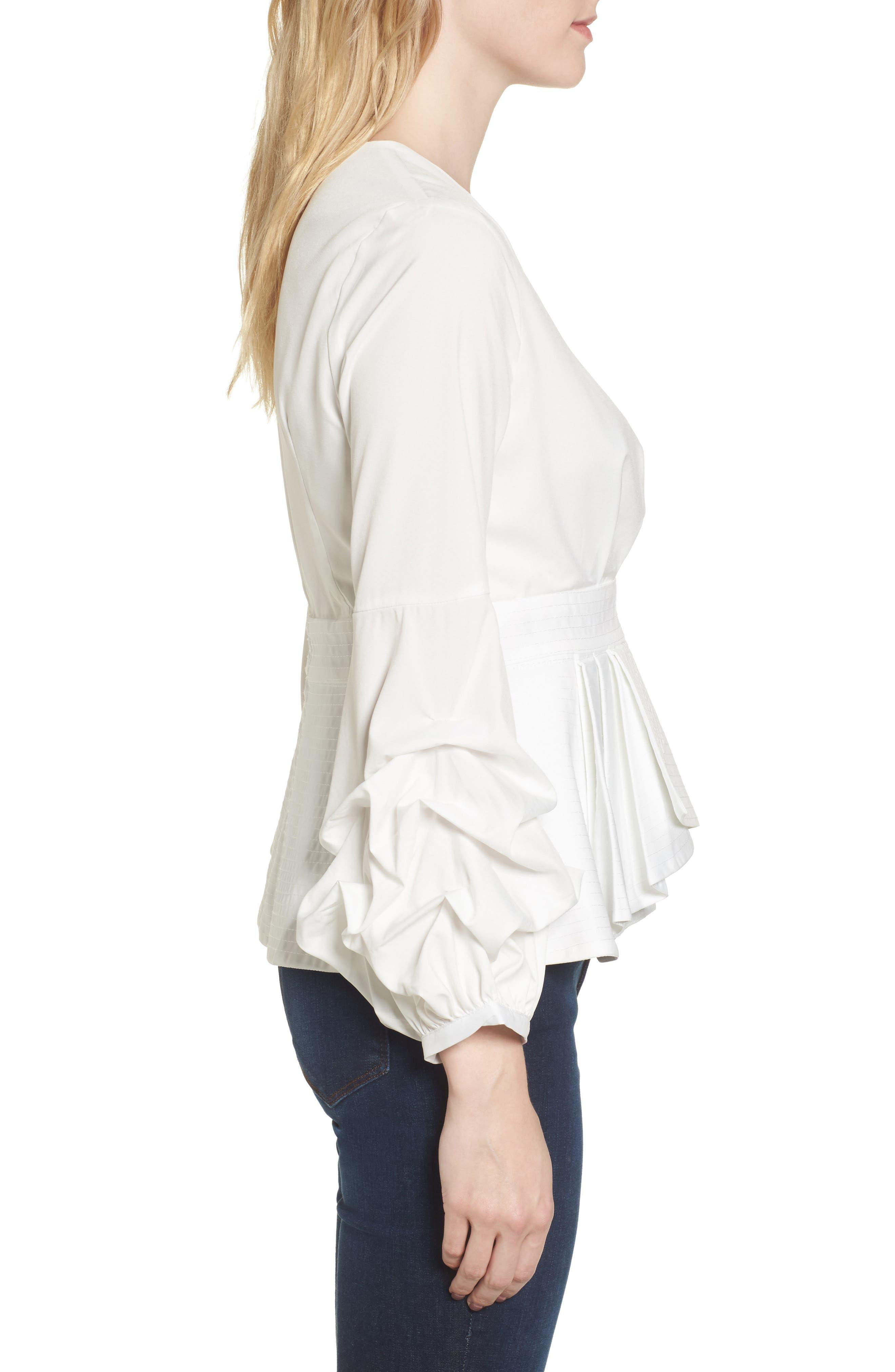 Alternate Image 3  - StyleKeepers Magnolia Blouse