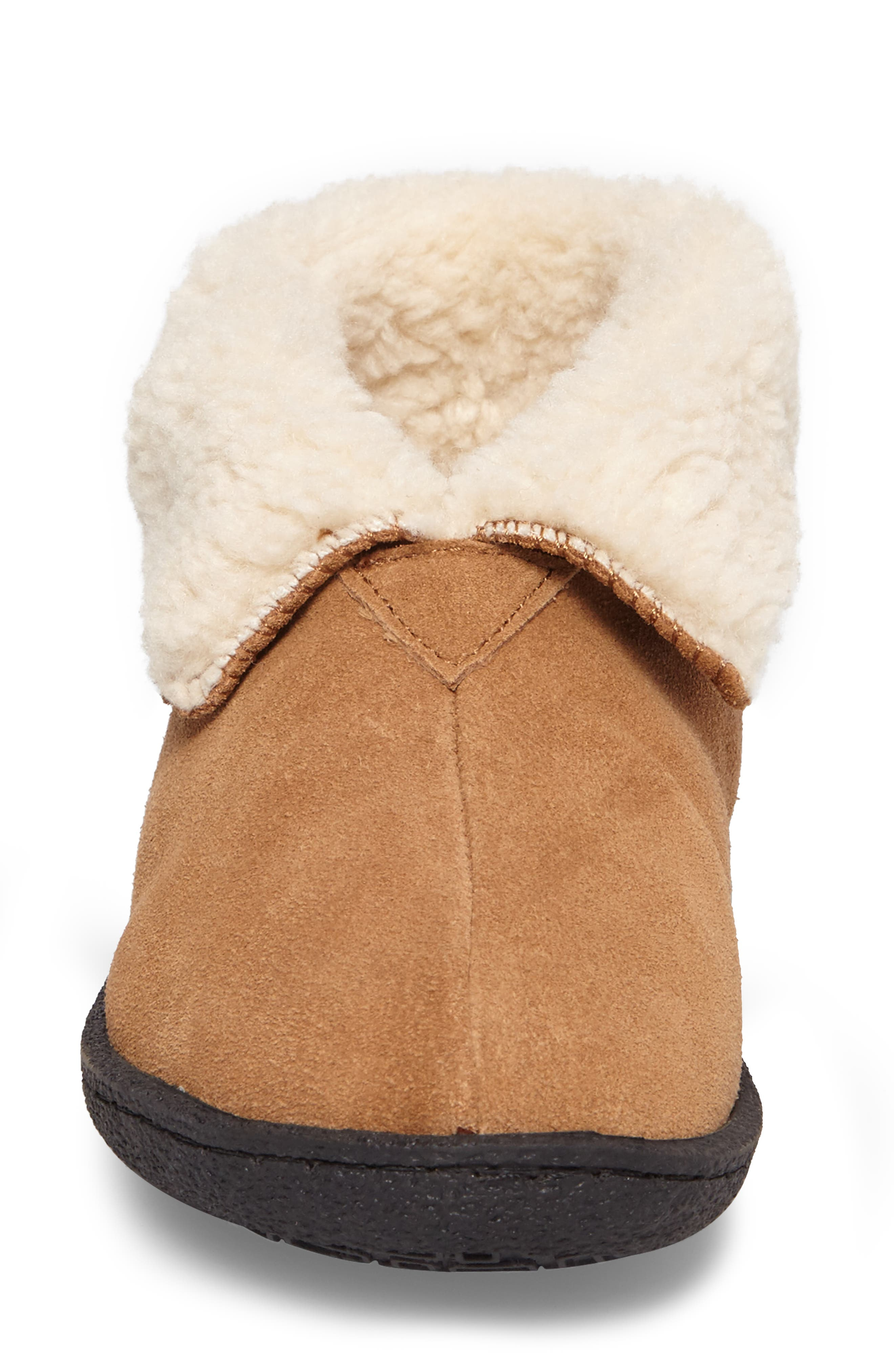 Lodge II Slipper,                             Alternate thumbnail 4, color,                             Chestnut