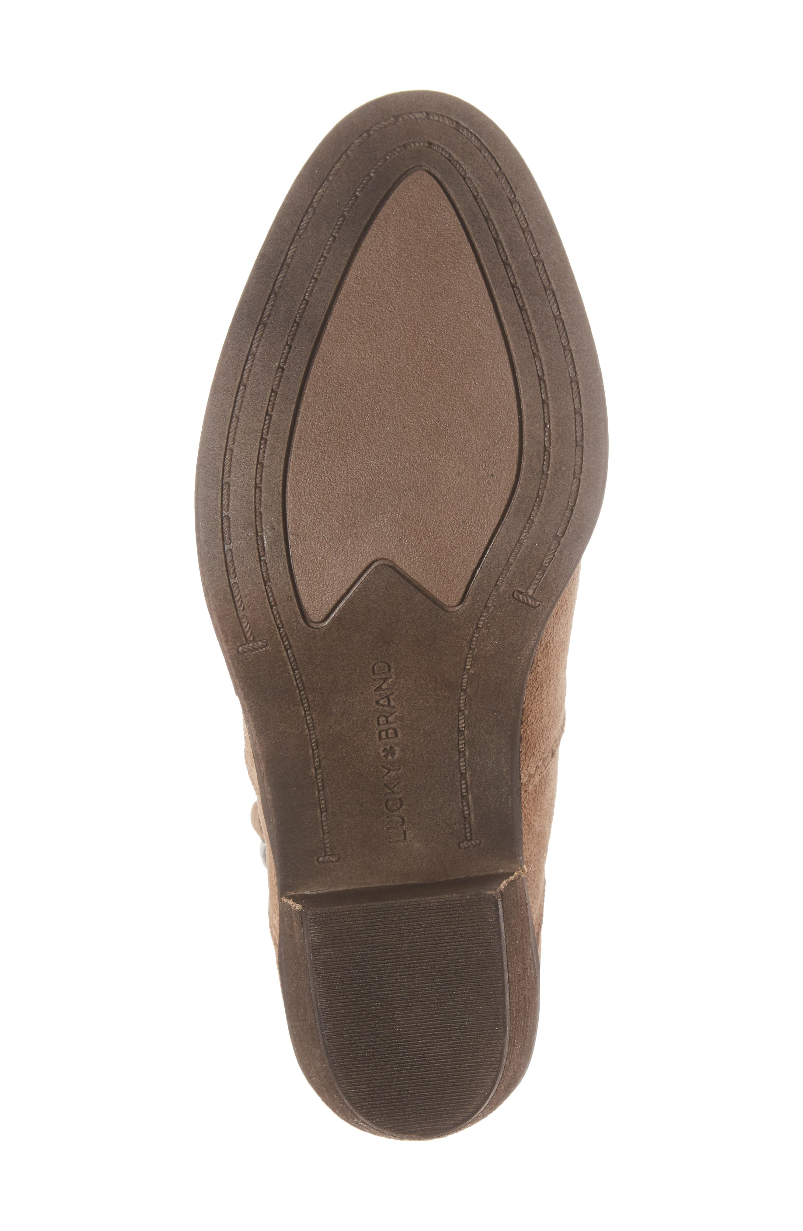 Alternate Image 6  - Lucky Brand Nandita Cutout Bootie (Women)