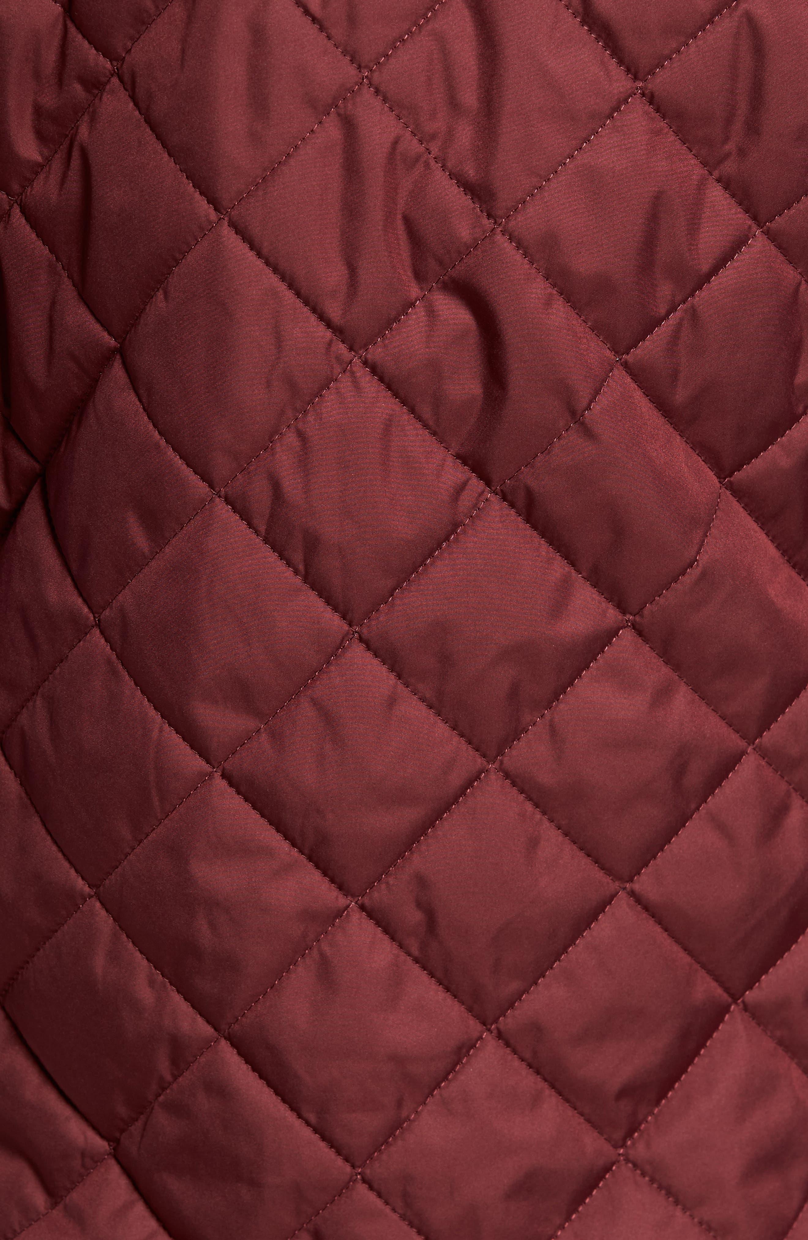 Alternate Image 5  - TailorByrd Hessmer Quilted Vest