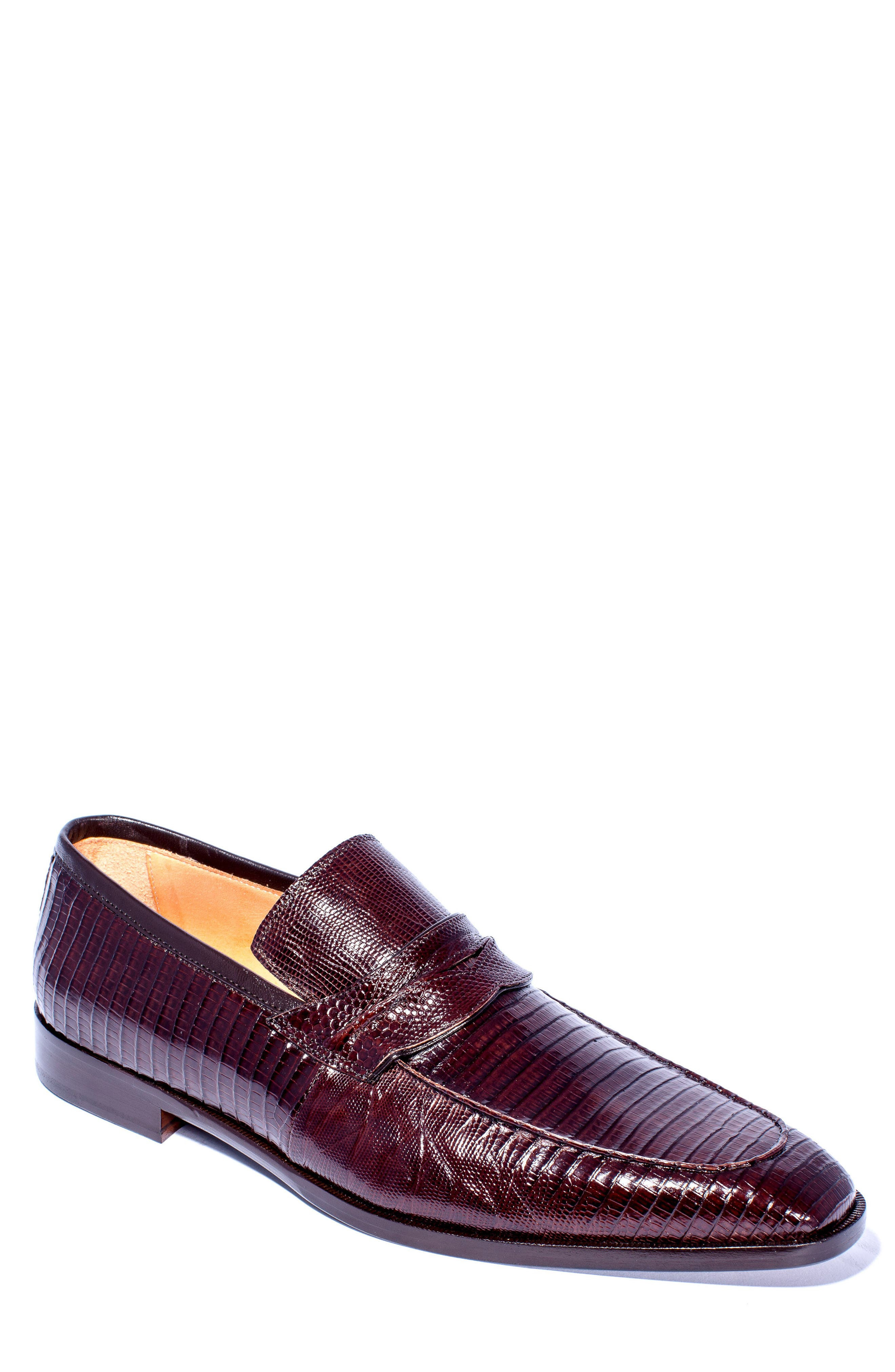 Meo Penny Loafer,                         Main,                         color, Brown