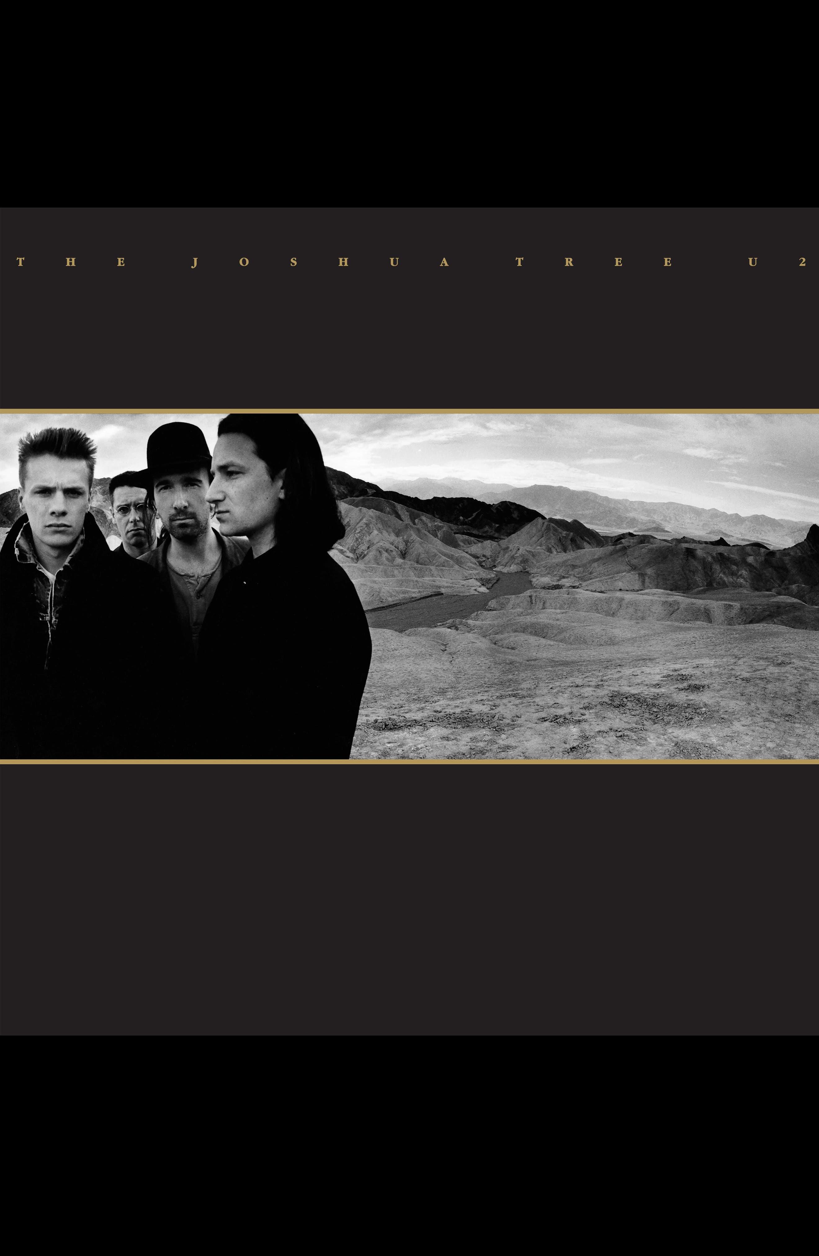 U2 Joshua Tree Limited Edition 30th Anniversary LP Vinyl Album