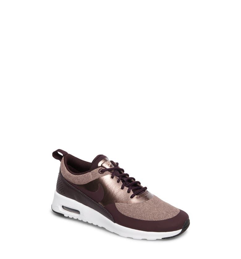 nike air max thea knit sneaker women nordstrom. Black Bedroom Furniture Sets. Home Design Ideas