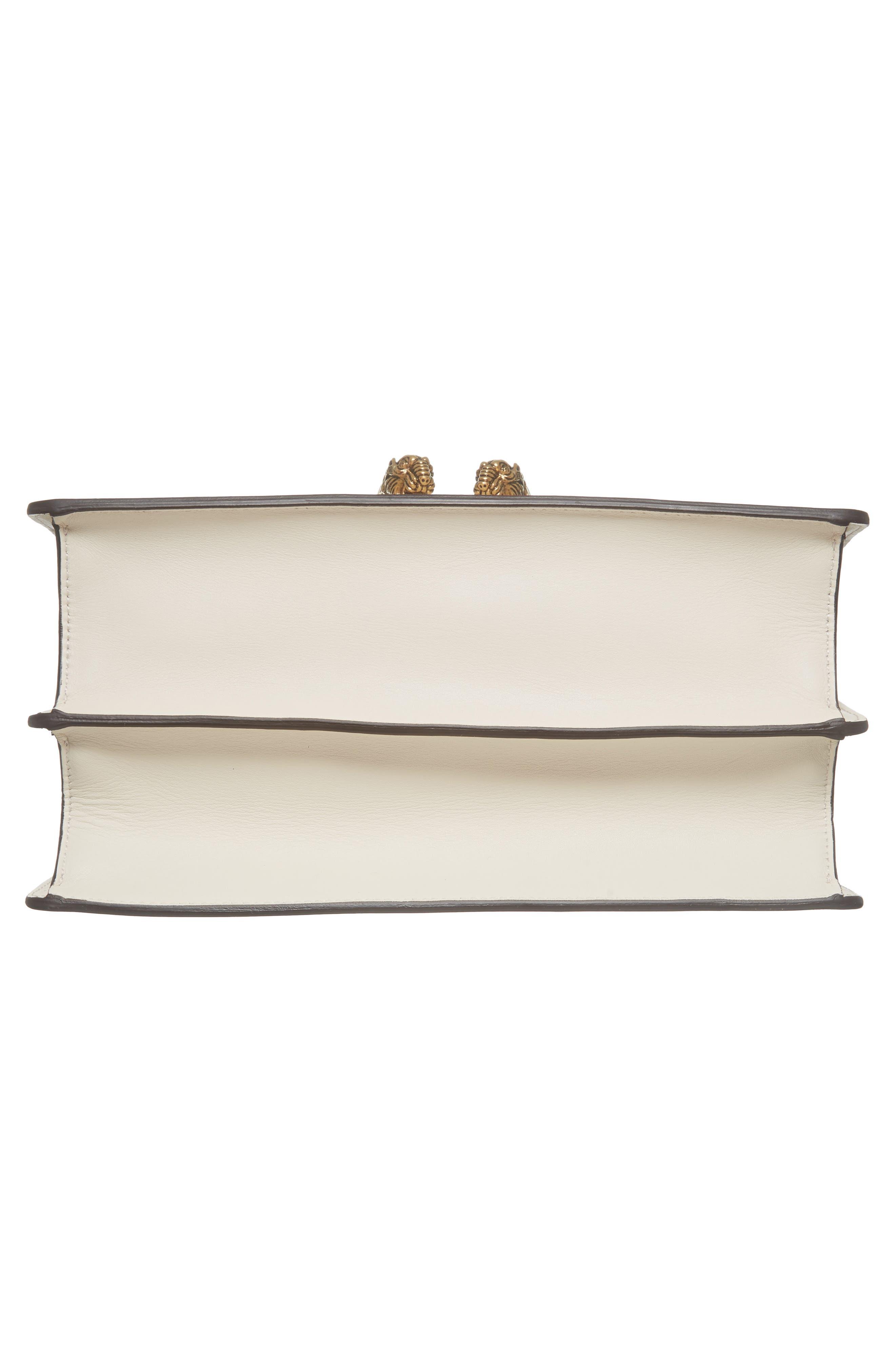 Alternate Image 5  - Gucci Small Dionysus Top Handle Leather Shoulder Bag