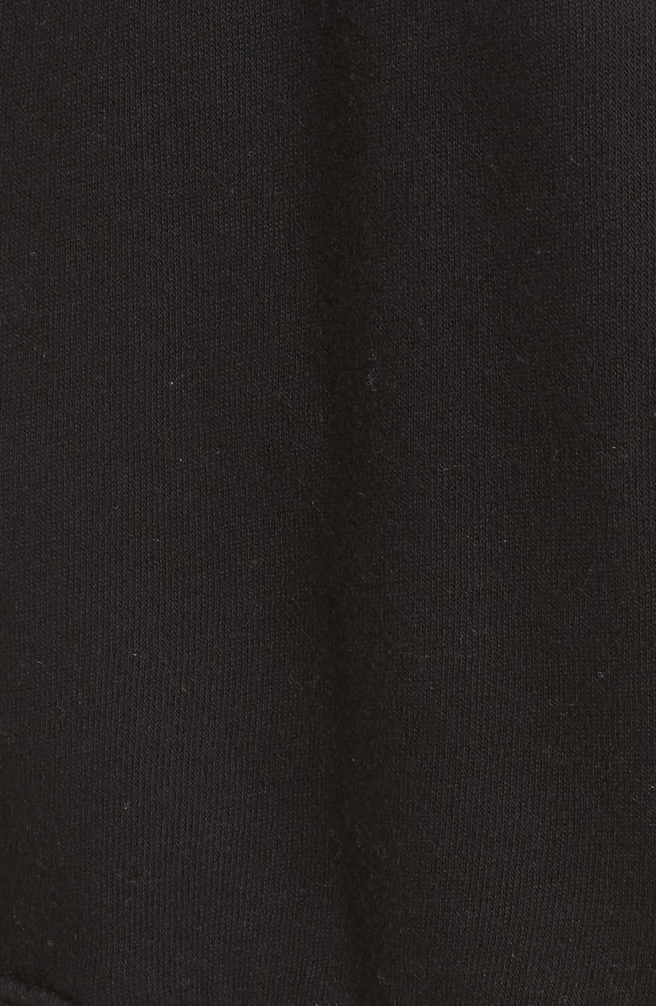Wino - Sommers Sweatshirt,                             Alternate thumbnail 5, color,                             Black