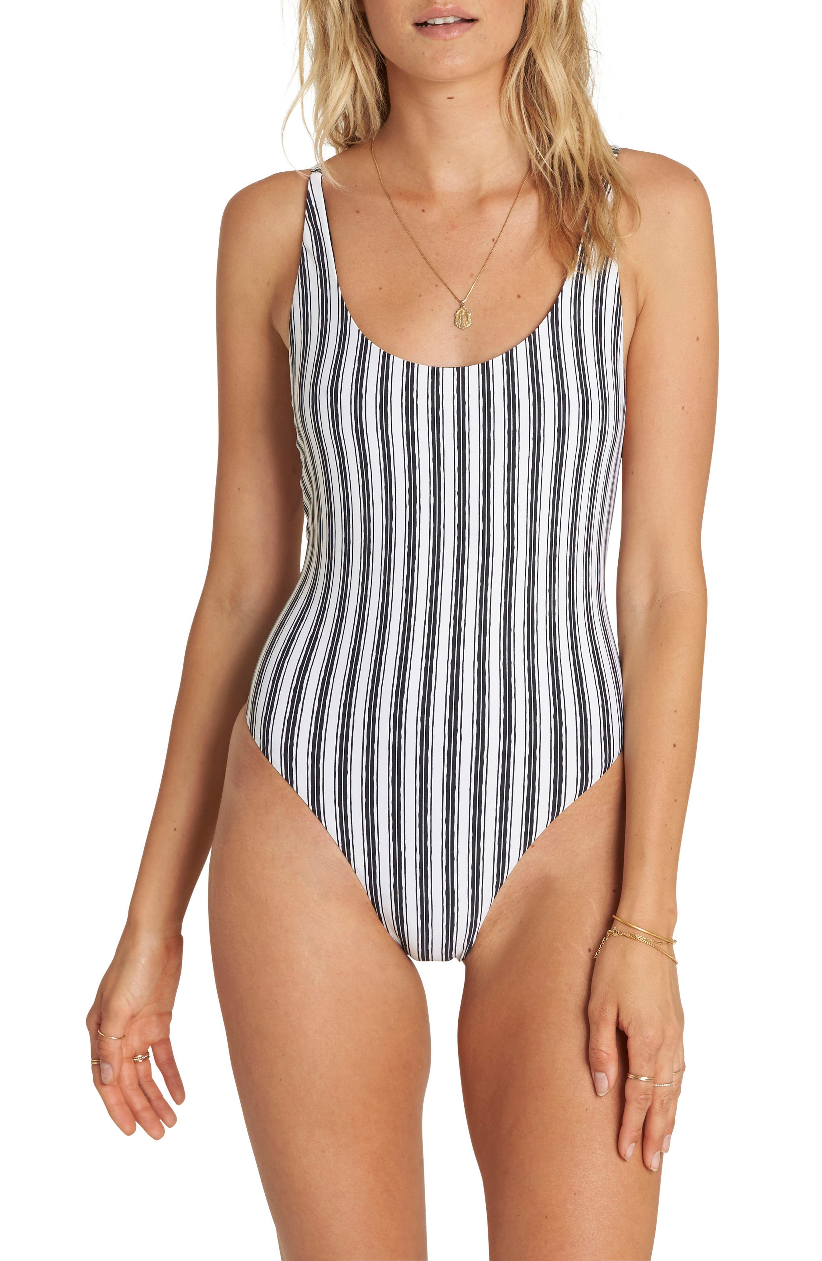 Billabong Get in Line One-Piece Swimsuit