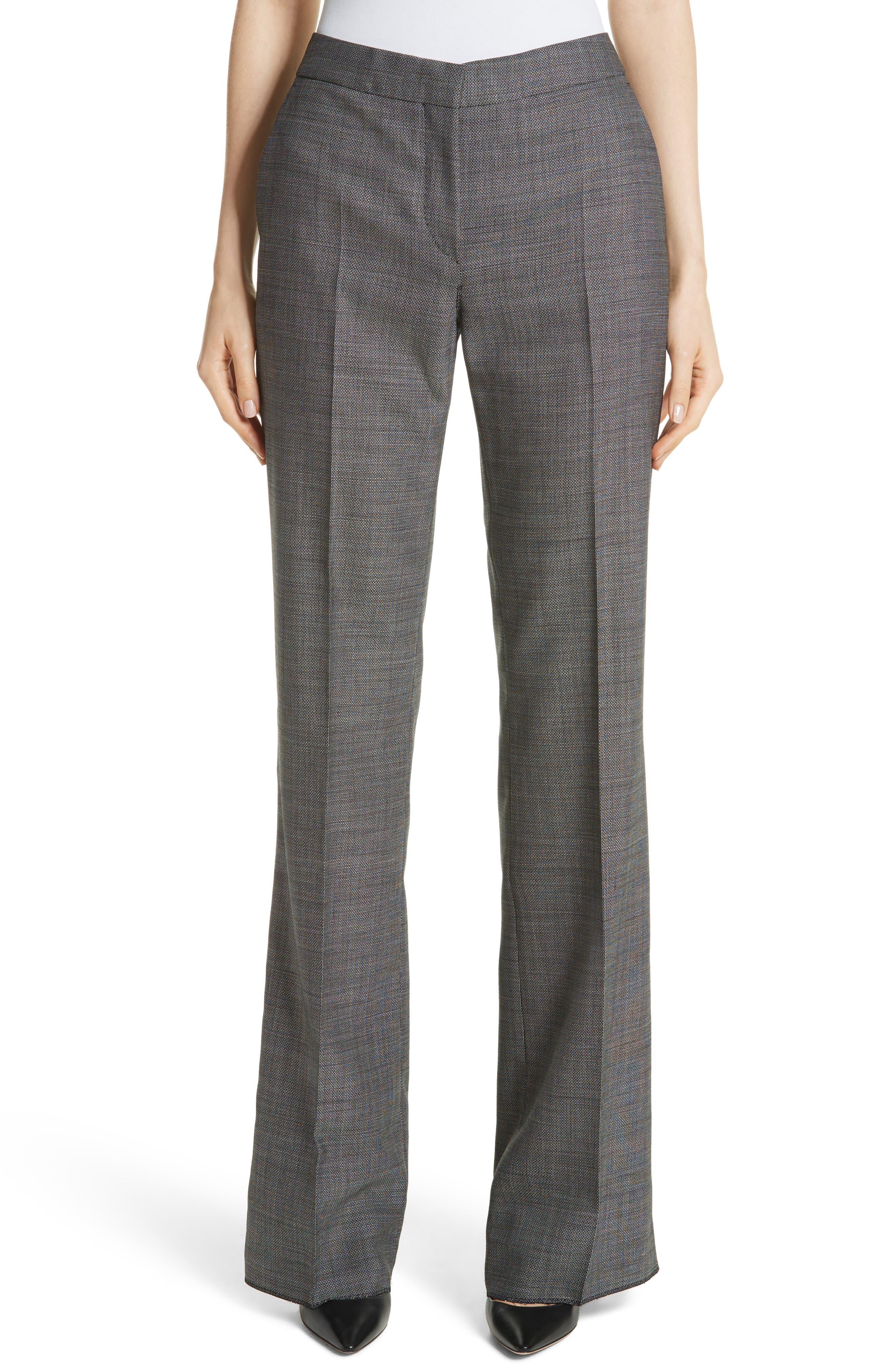 Alternate Image 1 Selected - Max Mara Verbas Stretch Wool Pants