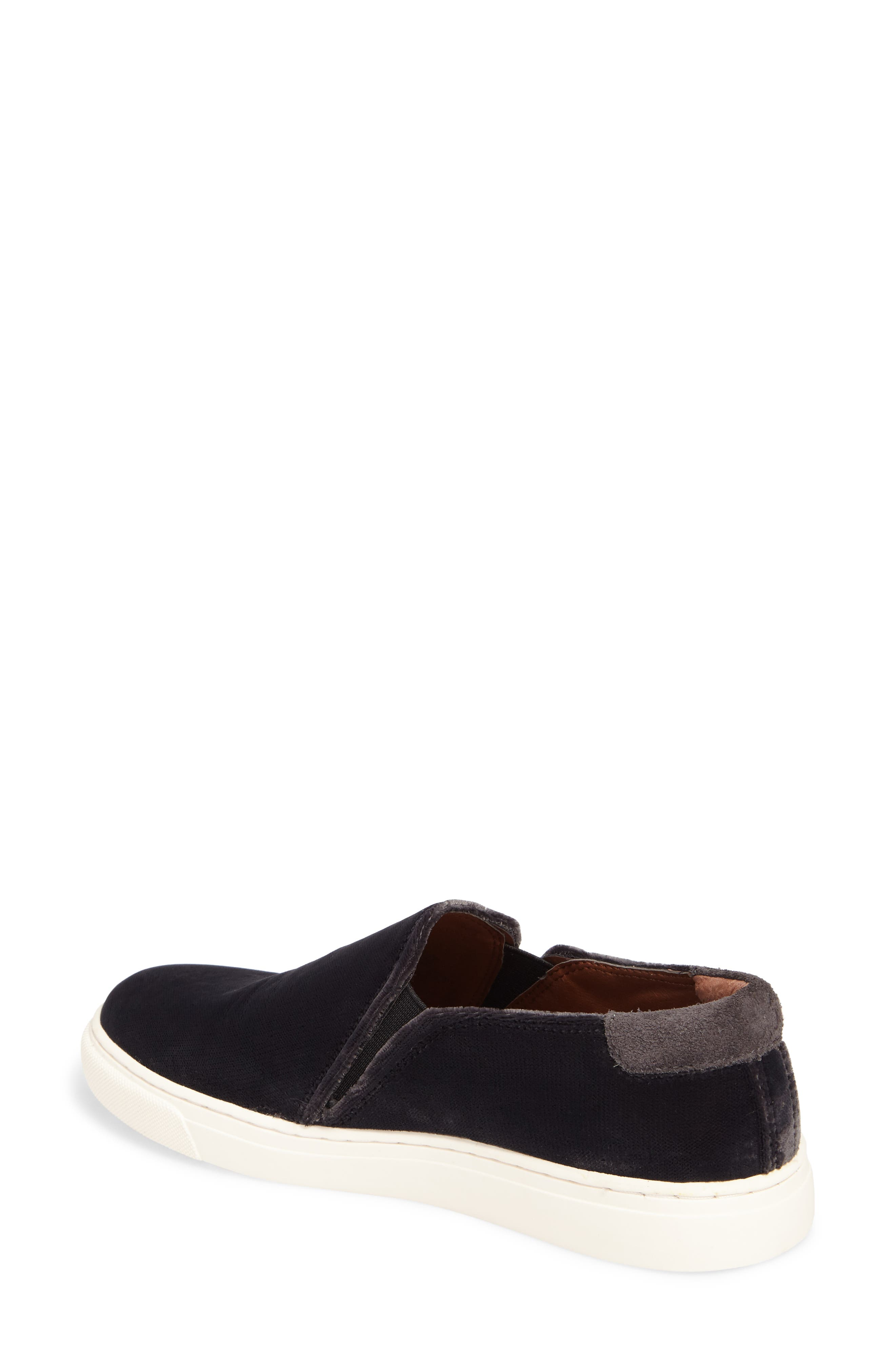 Lupa Slip-On,                             Alternate thumbnail 2, color,                             Storm Velvet