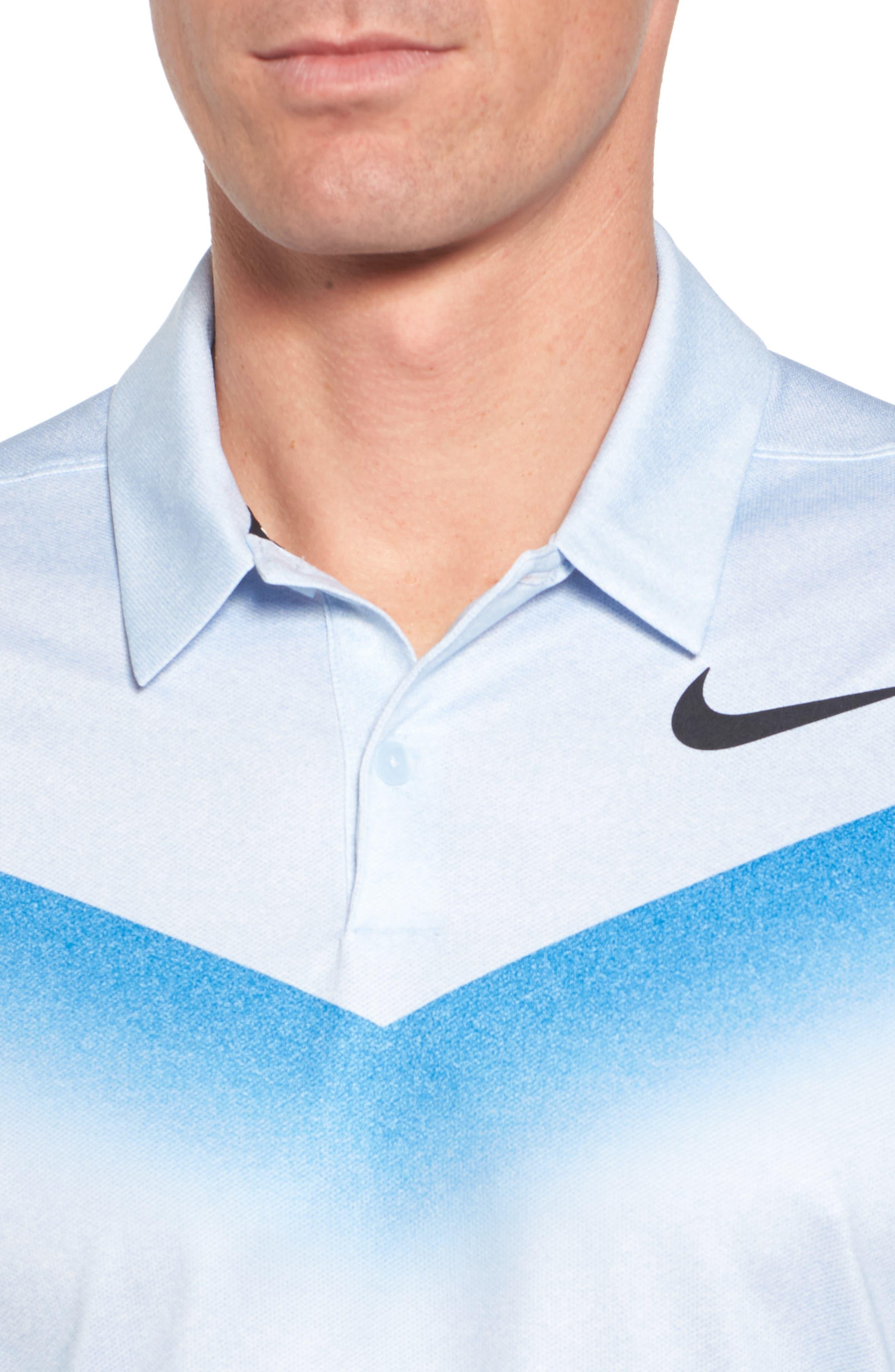 Alternate Image 4  - Nike Dry Golf Polo
