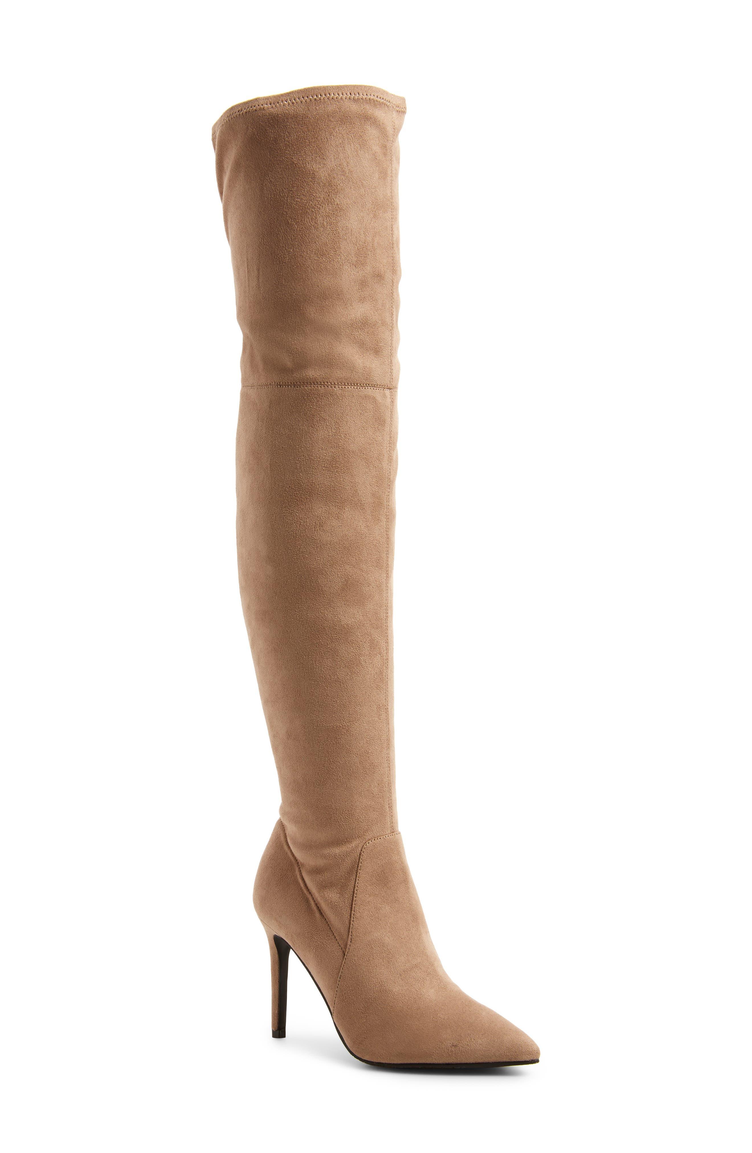 Alternate Image 1 Selected - BP. Fab Nara Over the Knee Boot (Women)