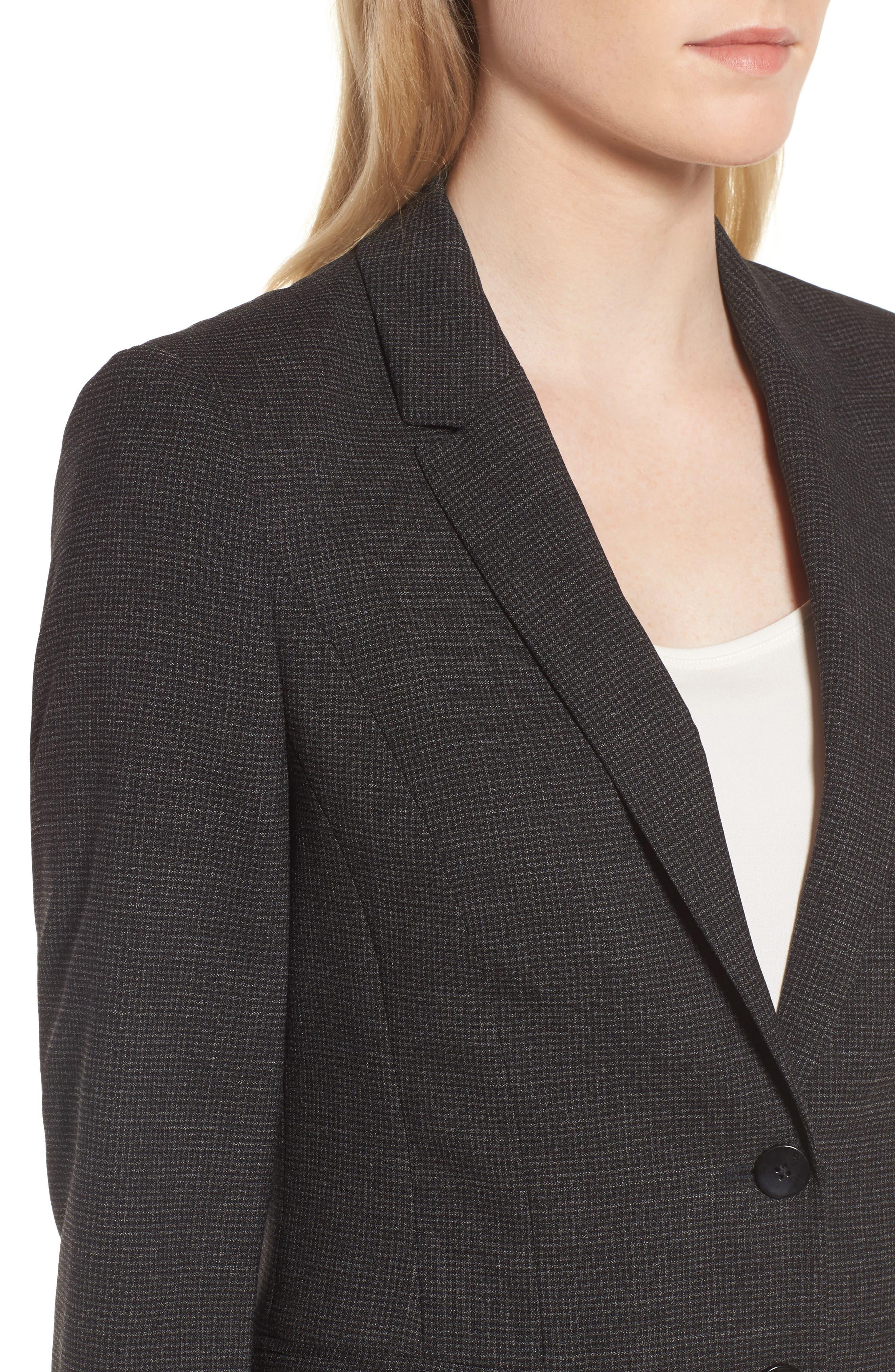 Alternate Image 4  - BOSS Jewisa Wool Jacket