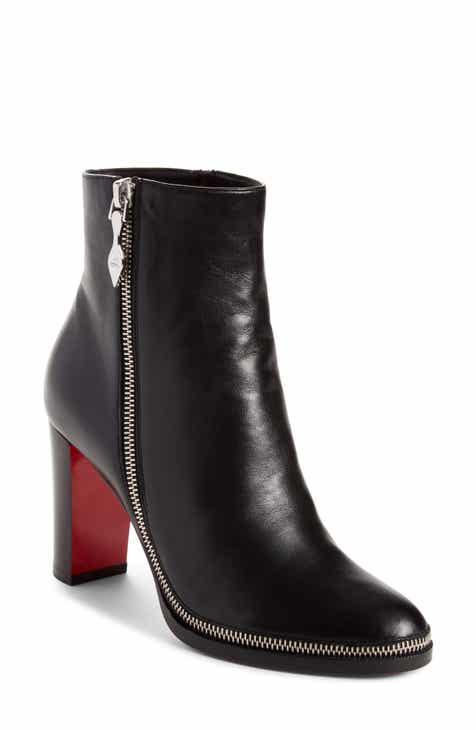 850a767a4580 Women s Christian Louboutin Booties   Ankle Boots