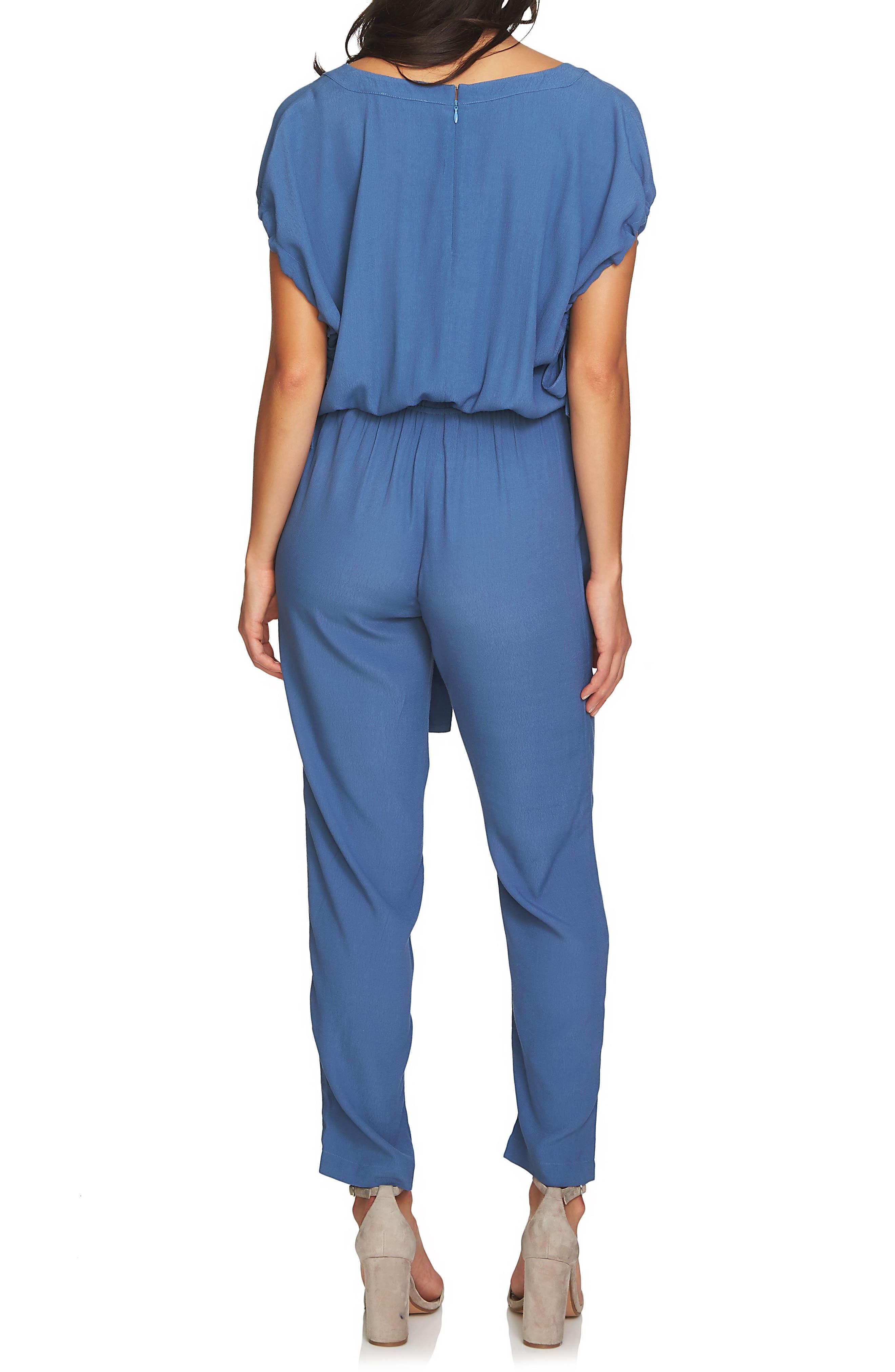 Alternate Image 2  - 1.STATE Blouson Jumpsuit