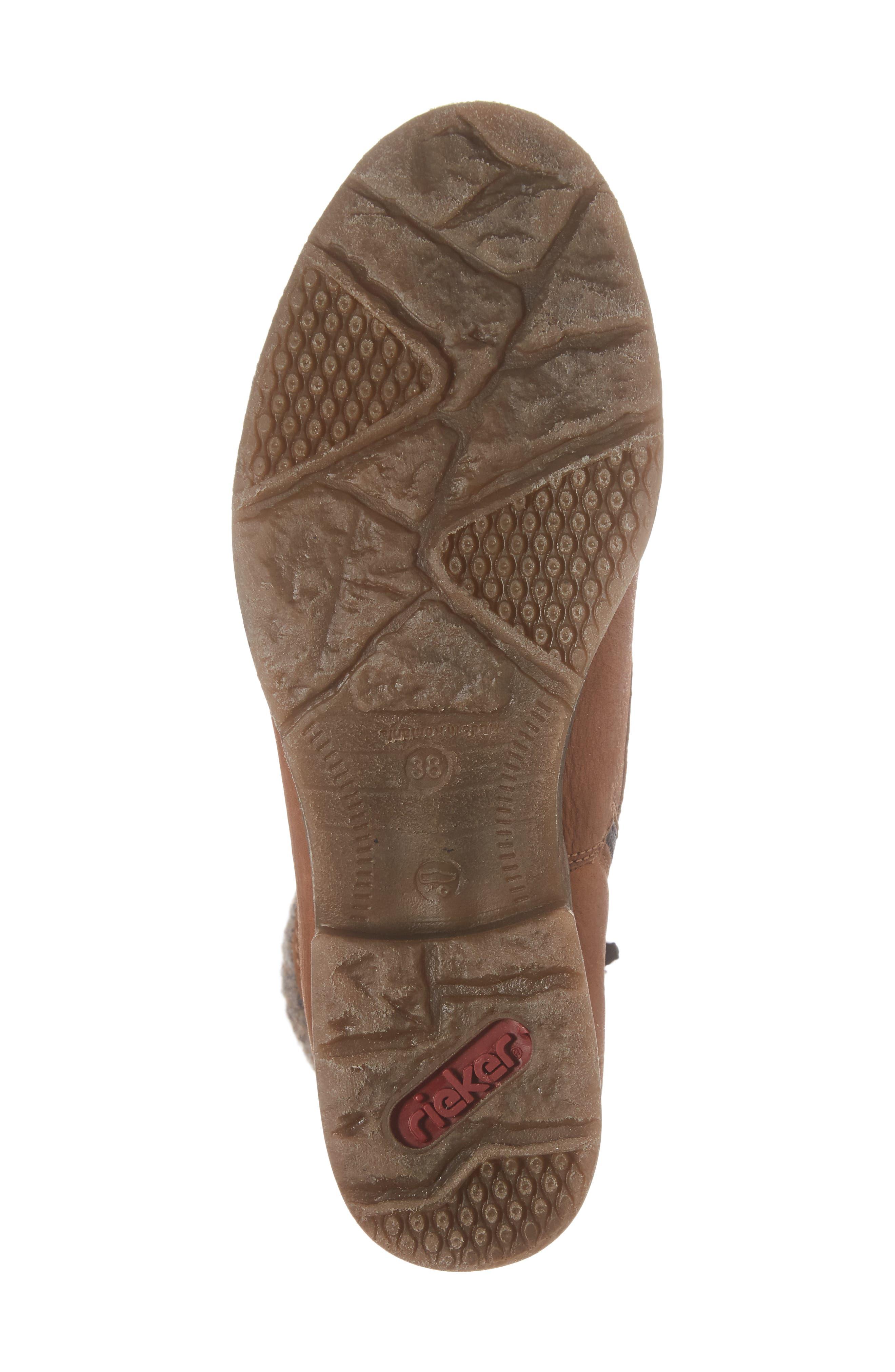Alternate Image 6  - Rieker Antistress Fee 02 Lace-Up Boot (Women)