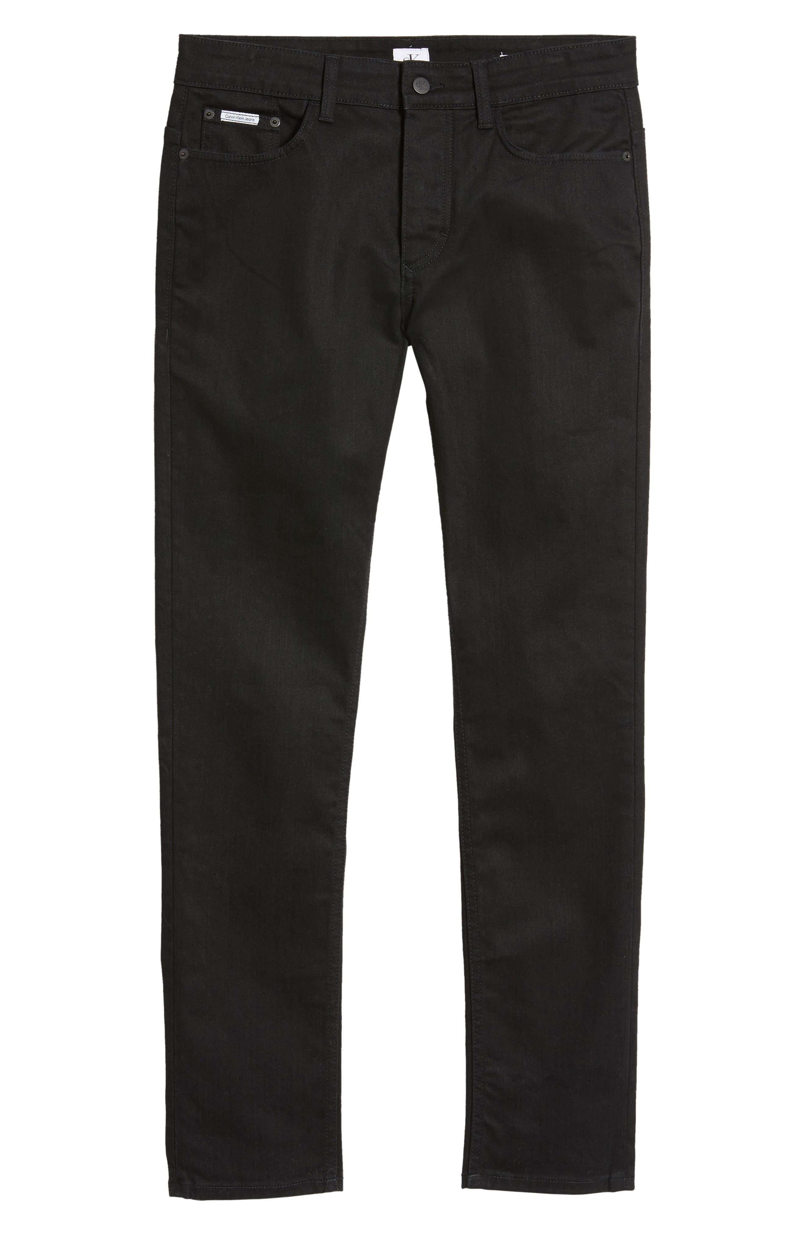 Alternate Image 6  - Calvin Klein Skinny Jeans