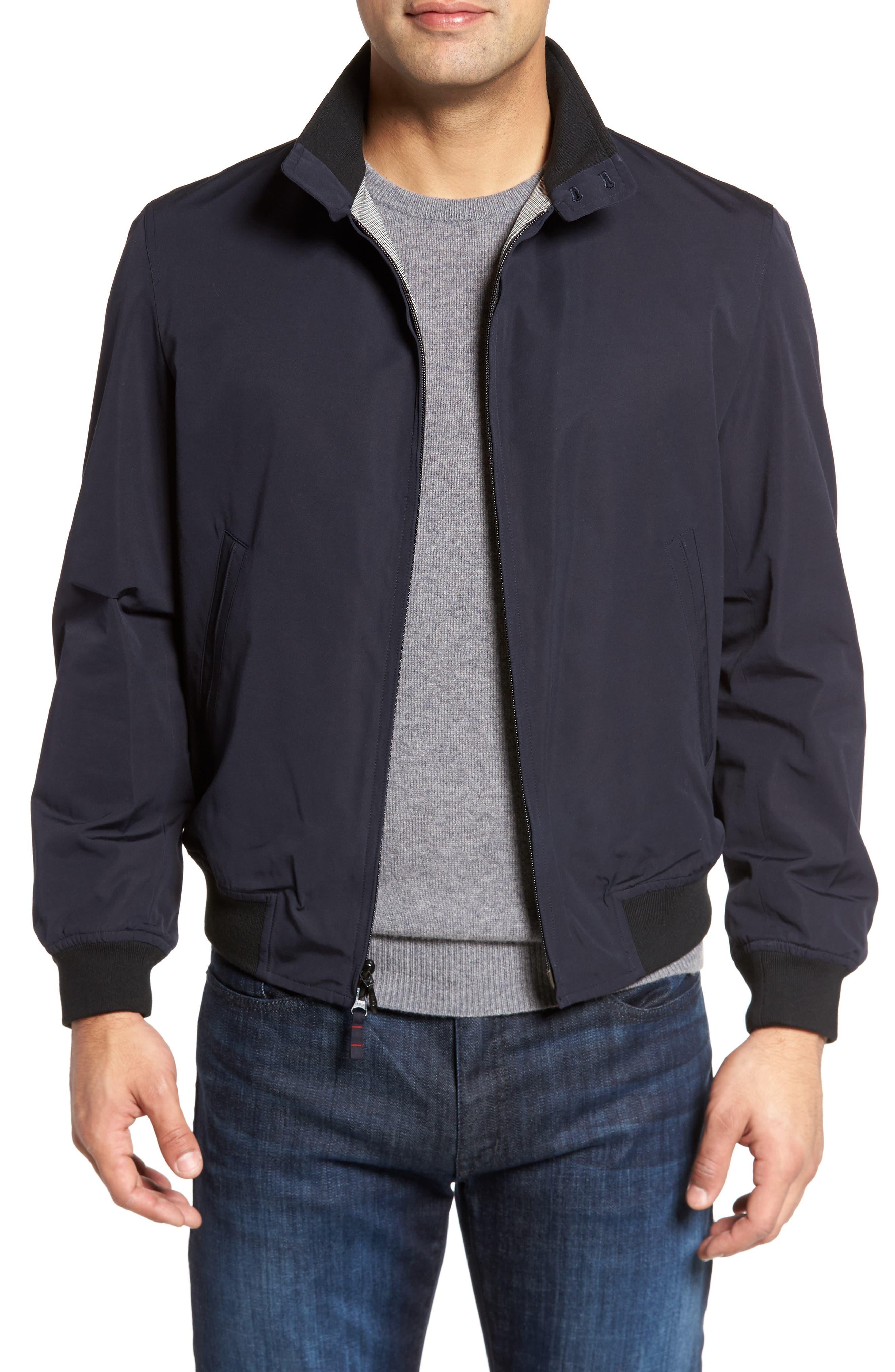 Sanyo Water-Repellent Zip Front Jacket