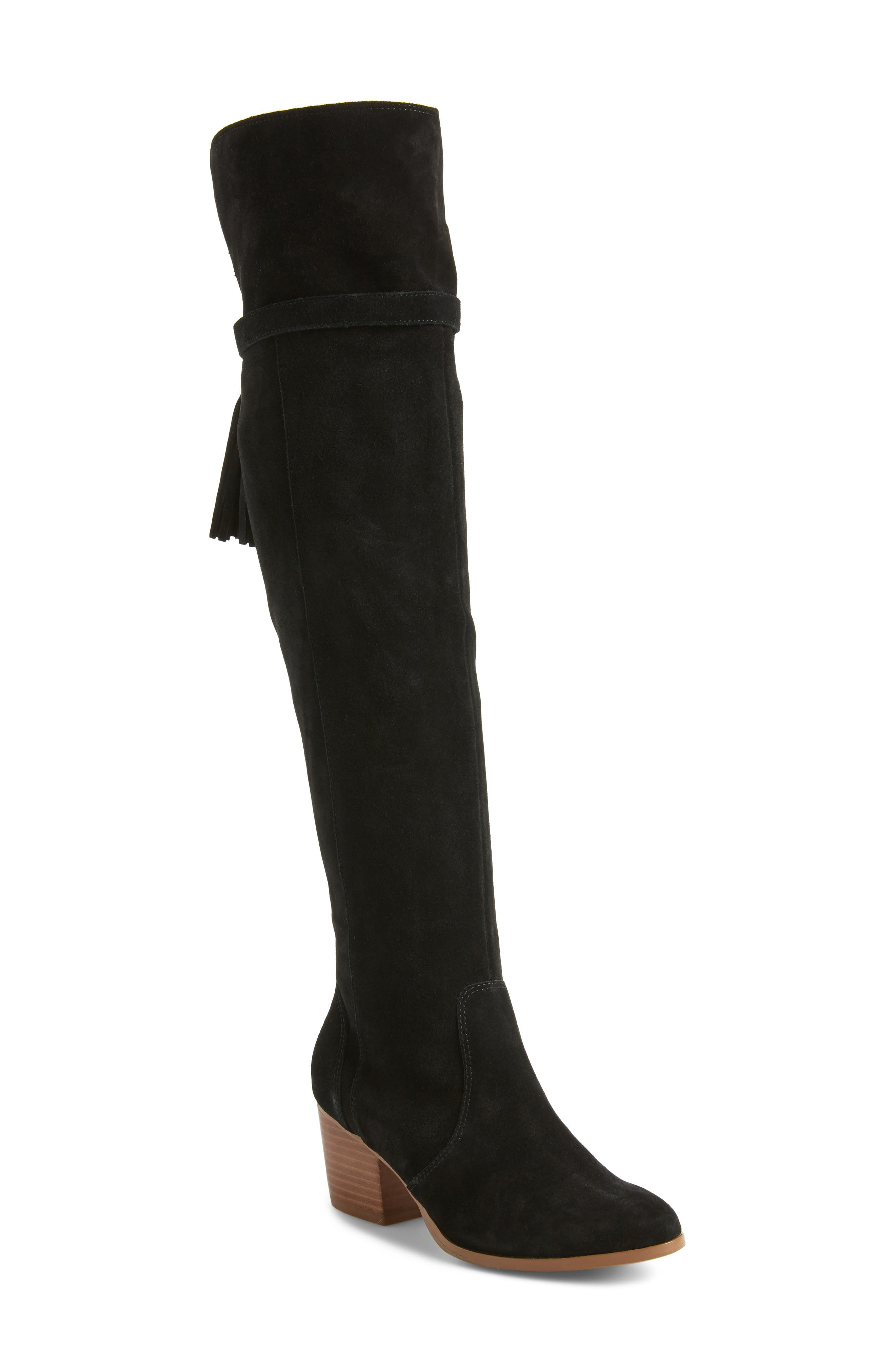 Sole Society Erika Over the Knee Boot (Women)