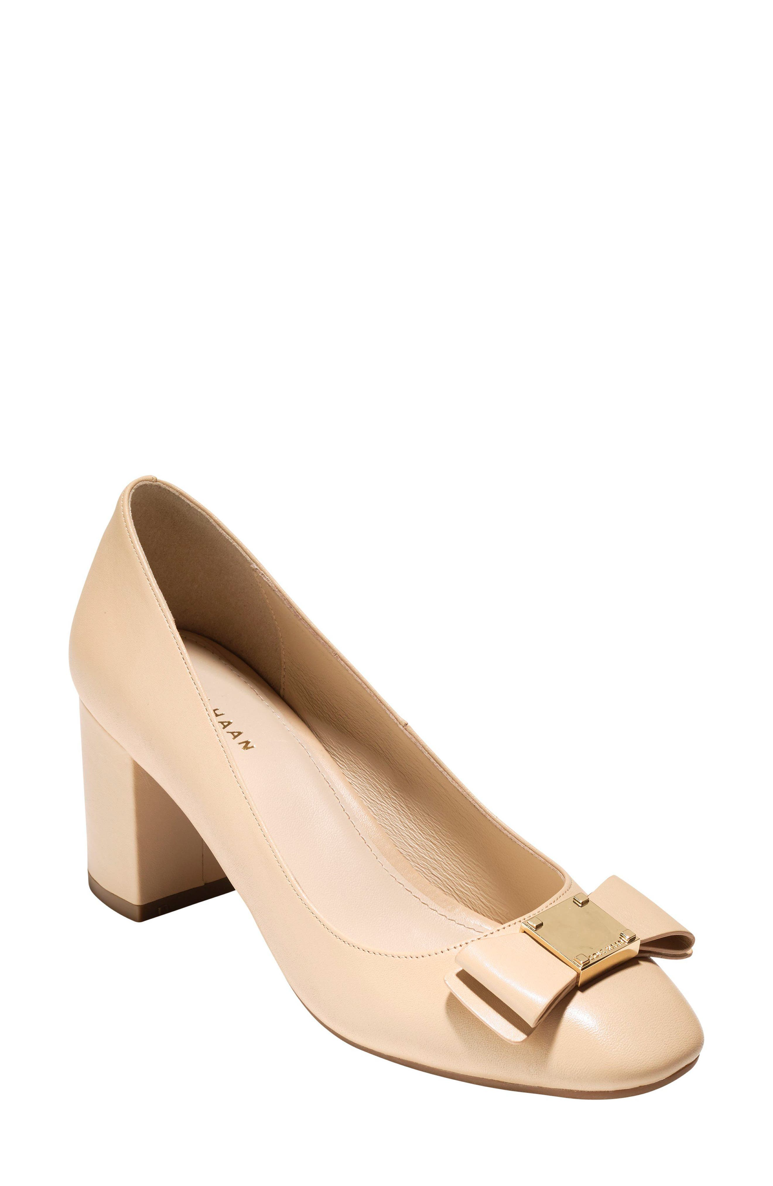 Main Image - Cole Haan Tali Bow Pump (Women)