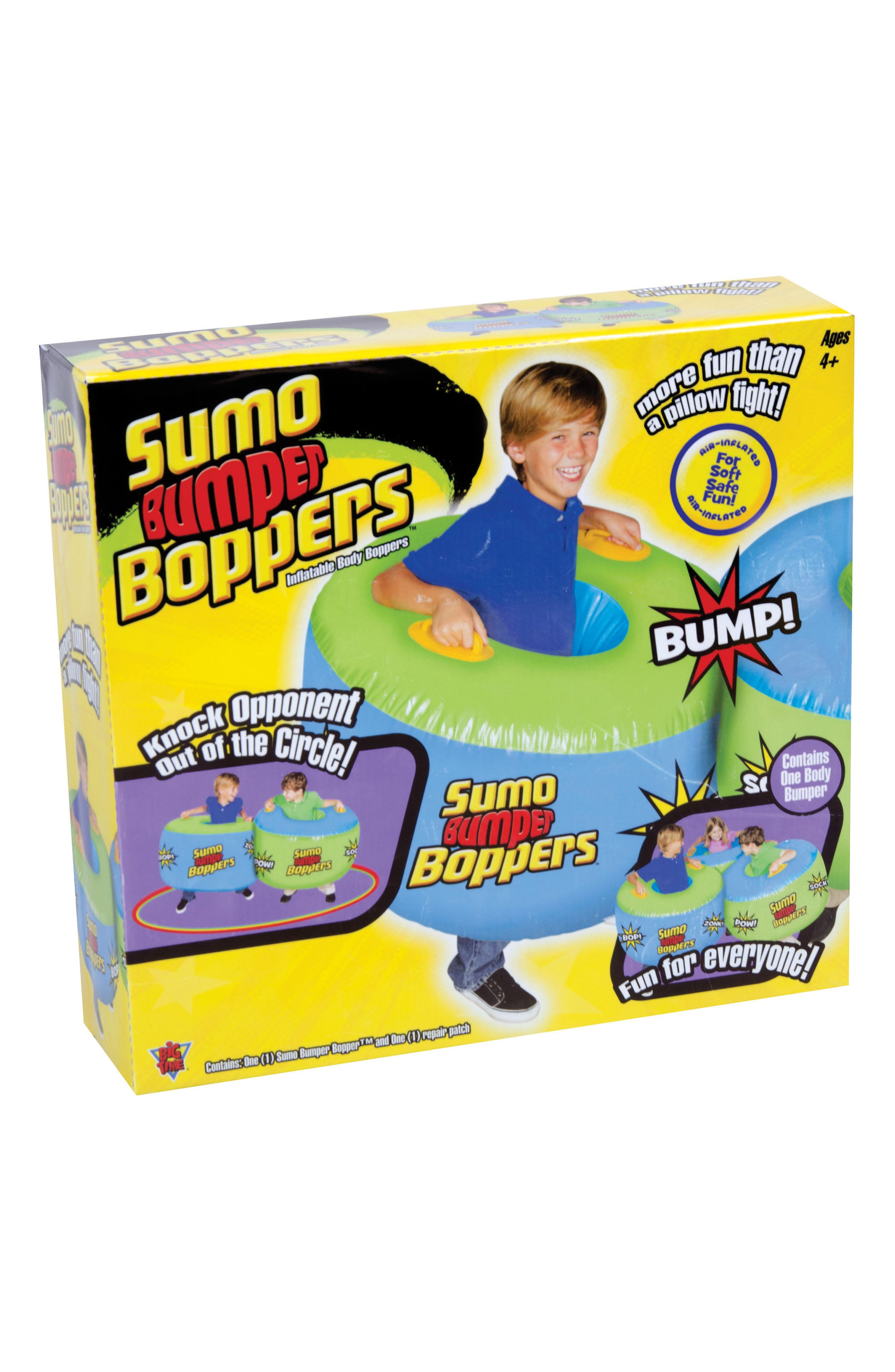 Big Time<sup>™</sup> Sumo Bumper Bopper,                         Main,                         color, Blue