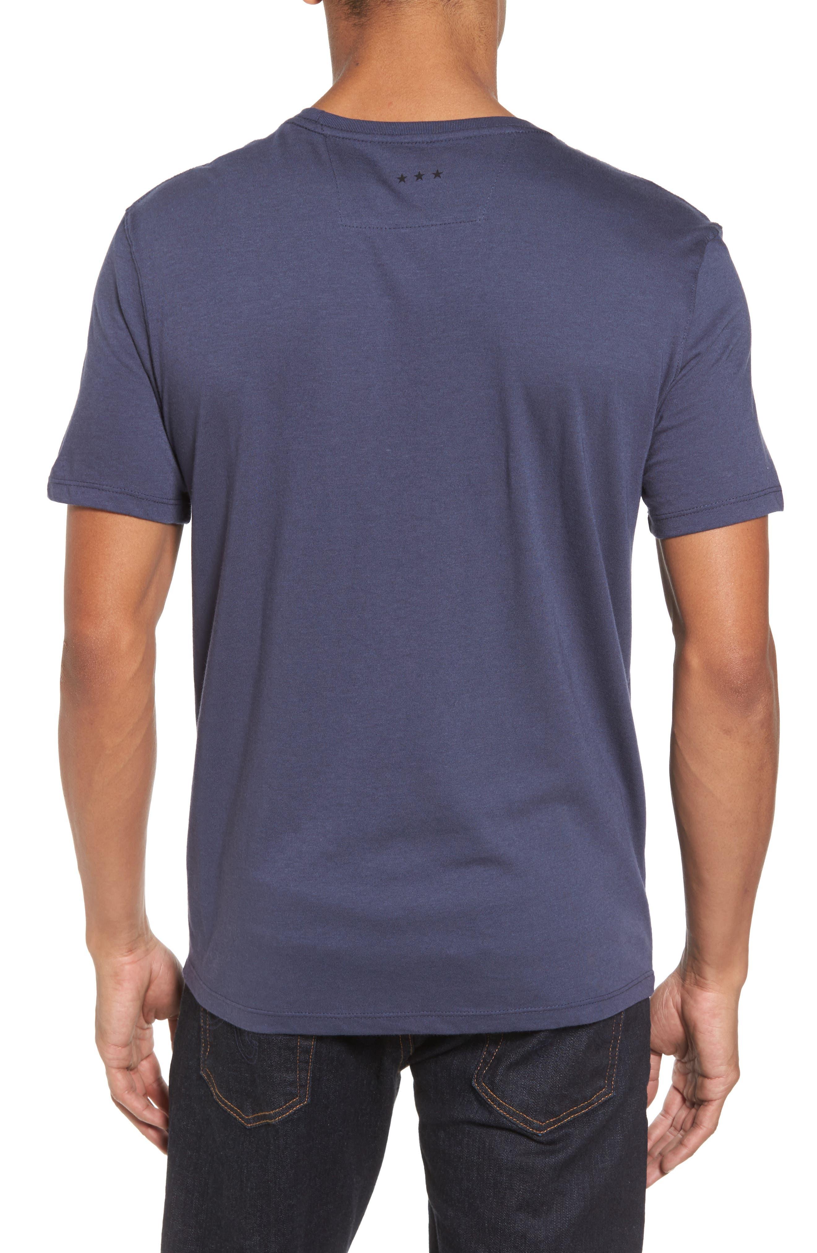 Rock & Roll T-Shirt,                             Alternate thumbnail 2, color,                             Twilight
