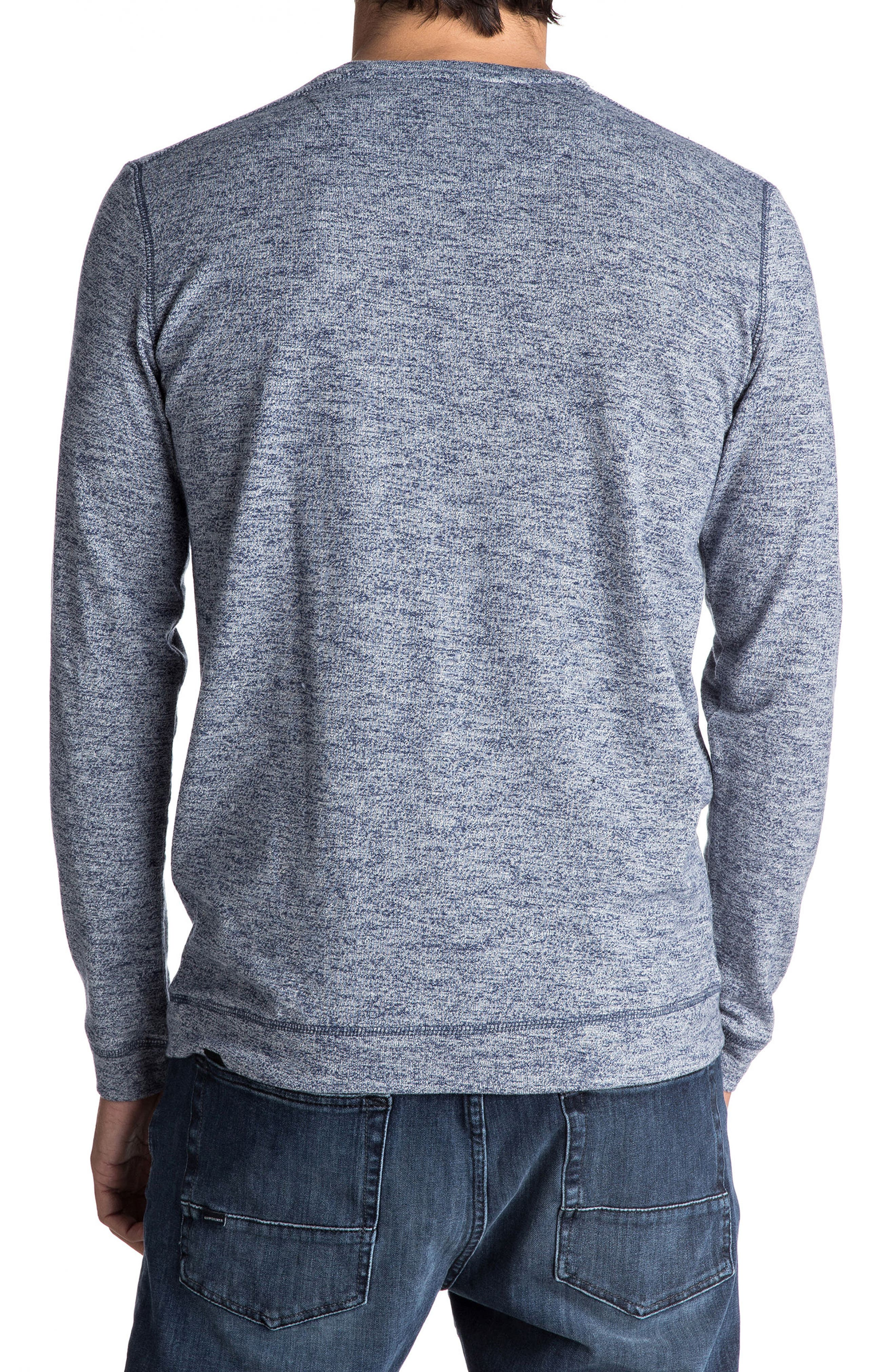 Alternate Image 2  - Quiksilver Lindow Marled Sweater