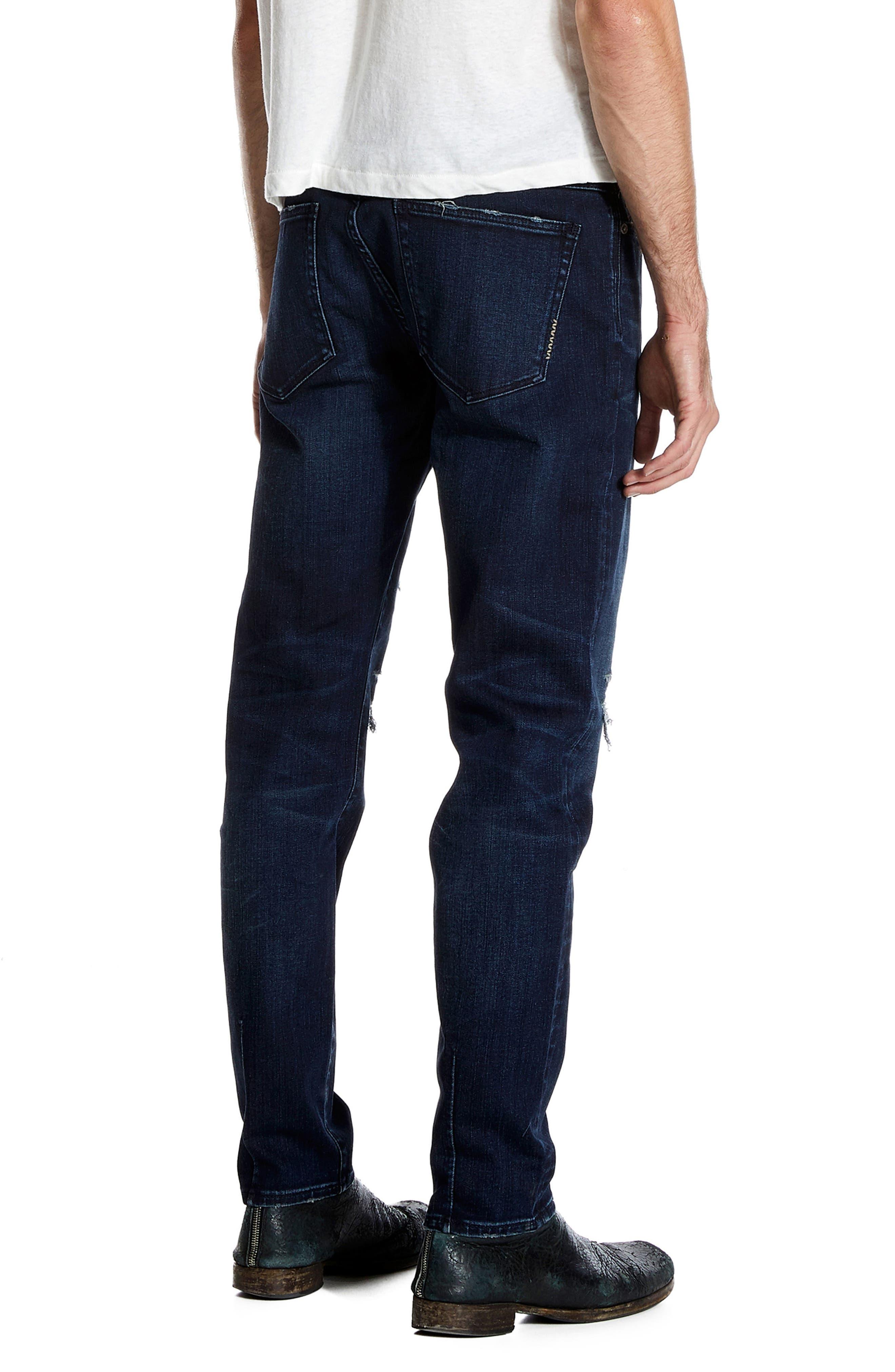 Alternate Image 2  - NEUW Lou Slim Fit Jeans (Repair)