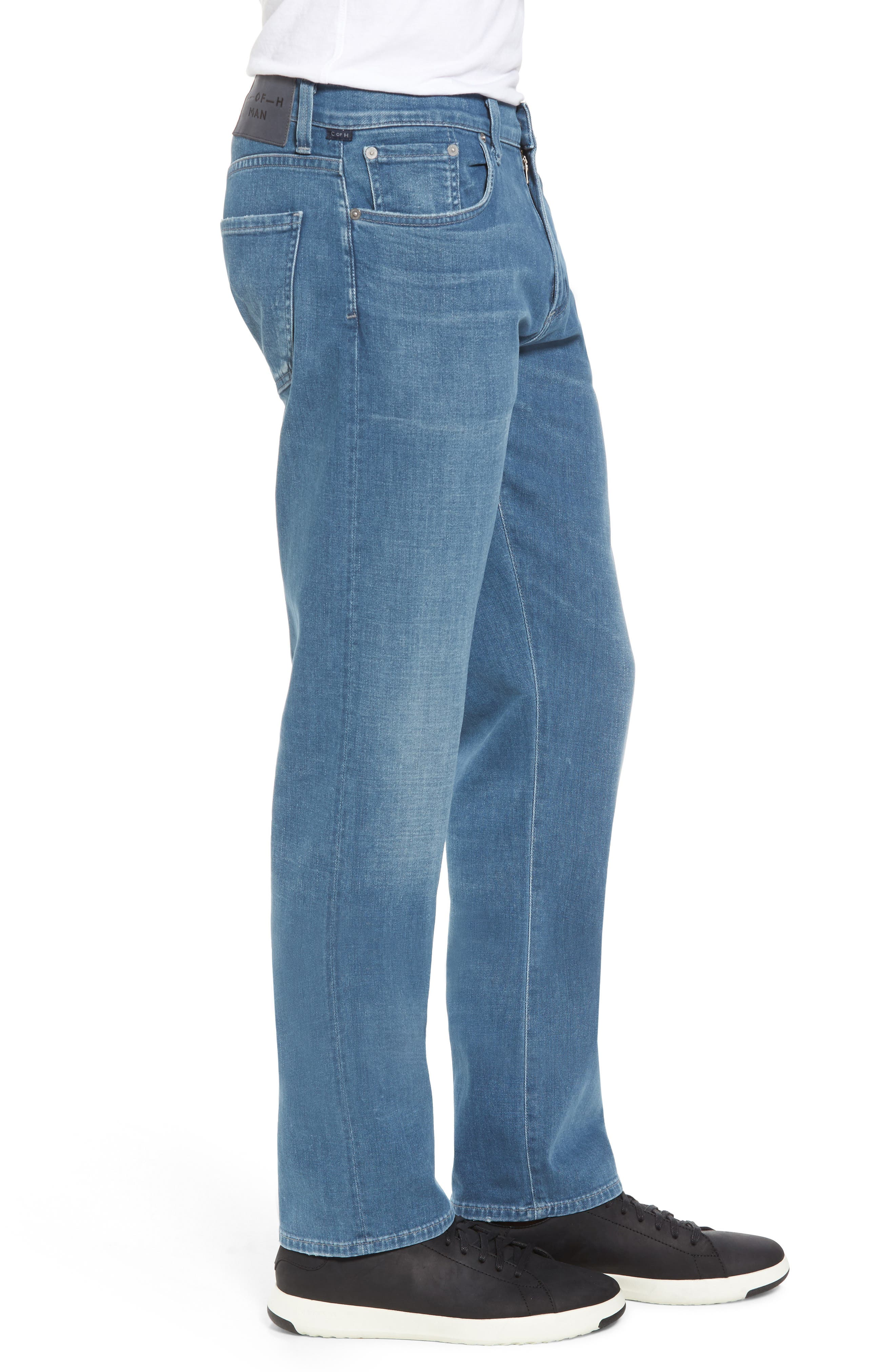 Alternate Image 3  - Citizens of Humanity Core Slim Fit Jeans (Silverstone)