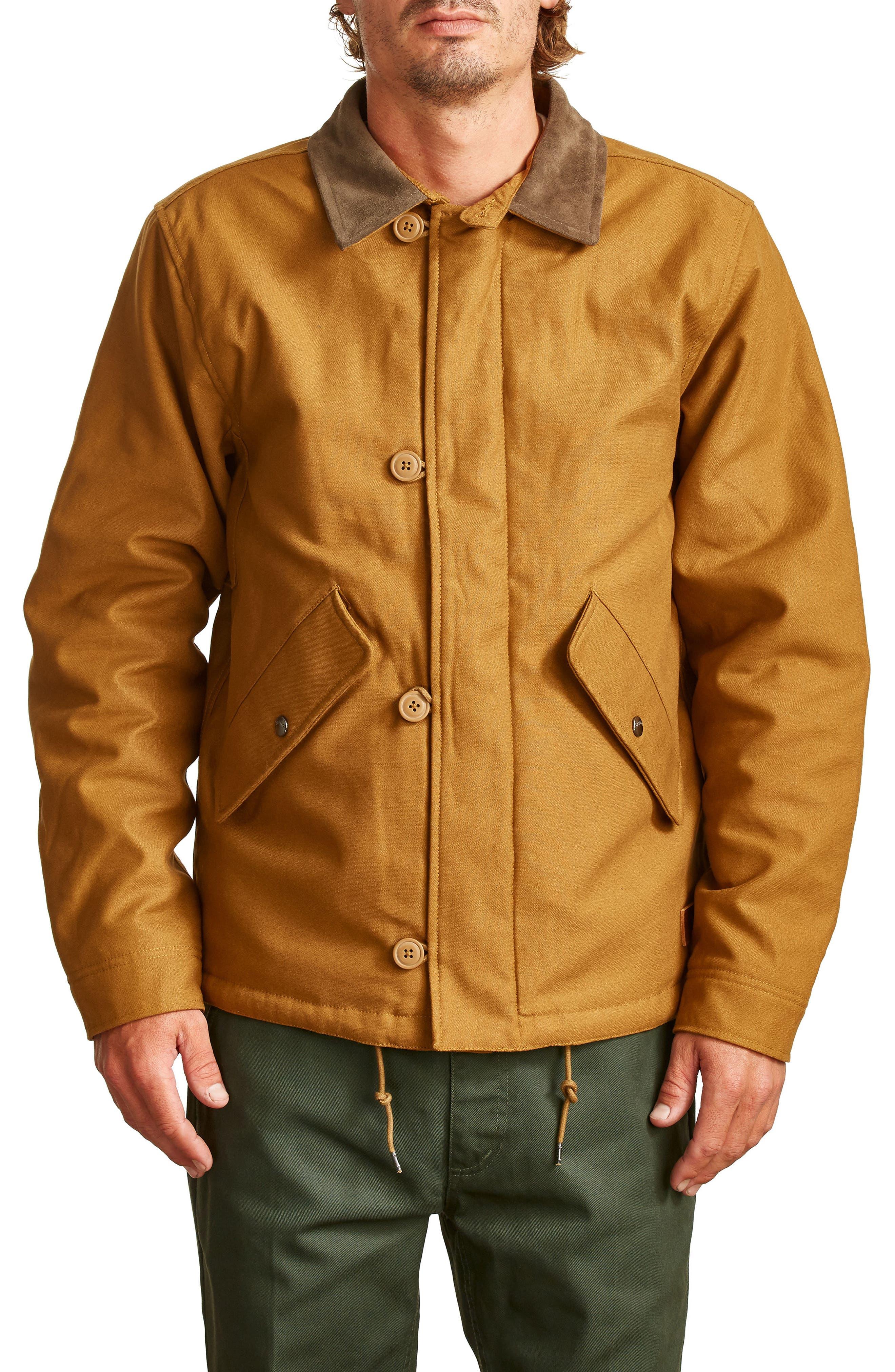 Main Image - Brixton Apex Water Resistant Jacket