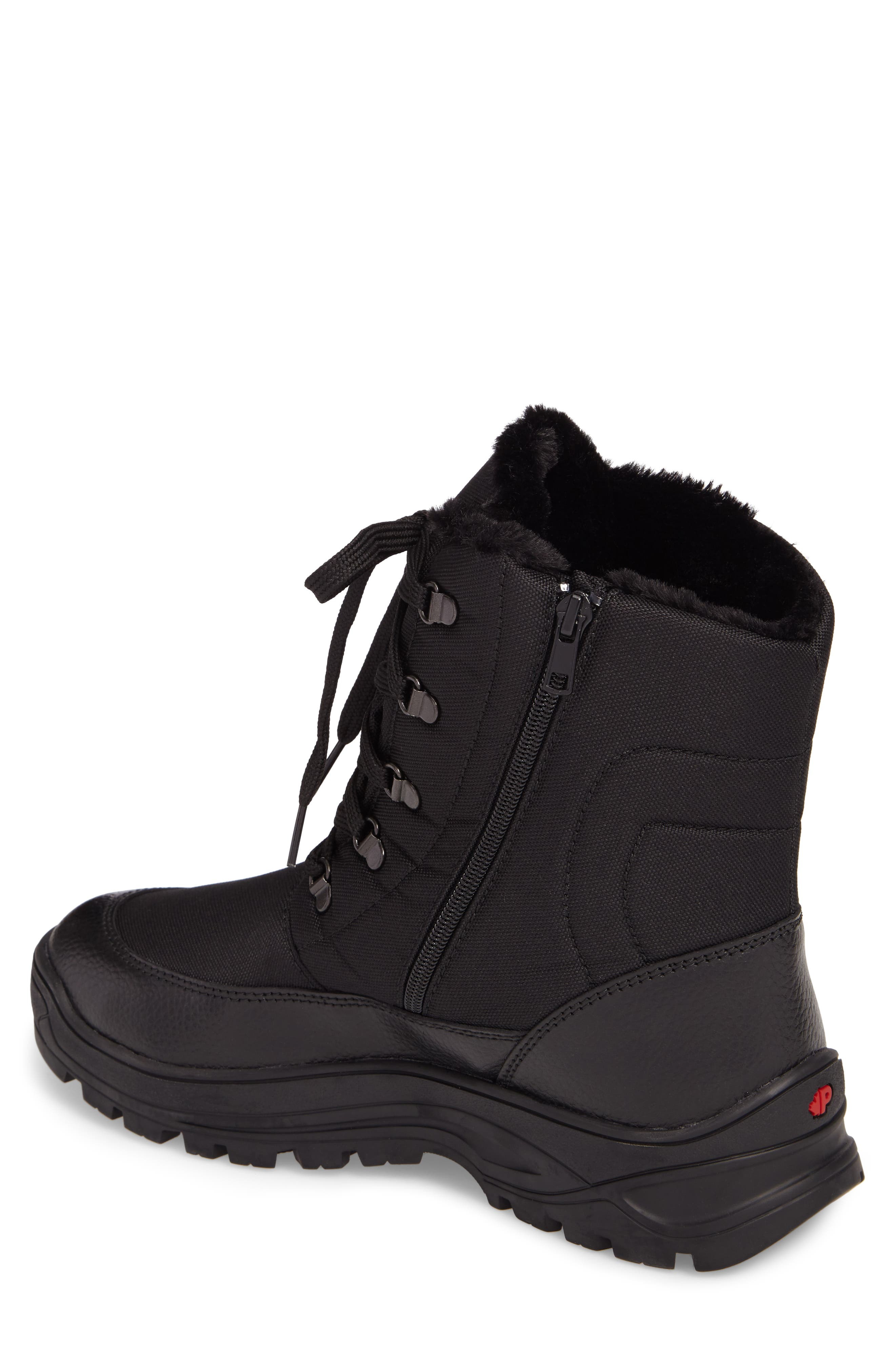 Trigger Winter Boot,                             Alternate thumbnail 2, color,                             Black