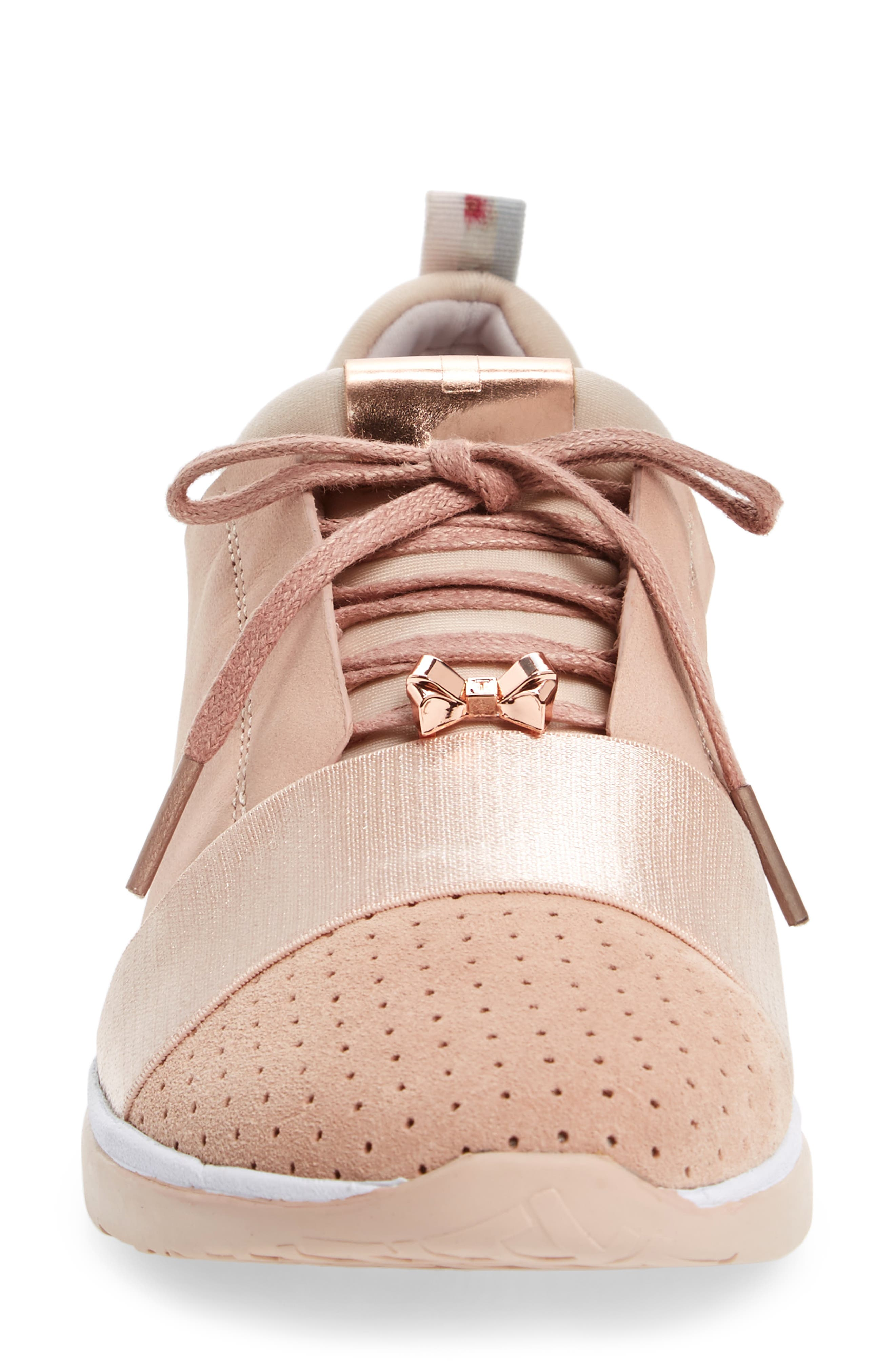 Cepa Sneaker,                             Alternate thumbnail 4, color,                             Light Pink