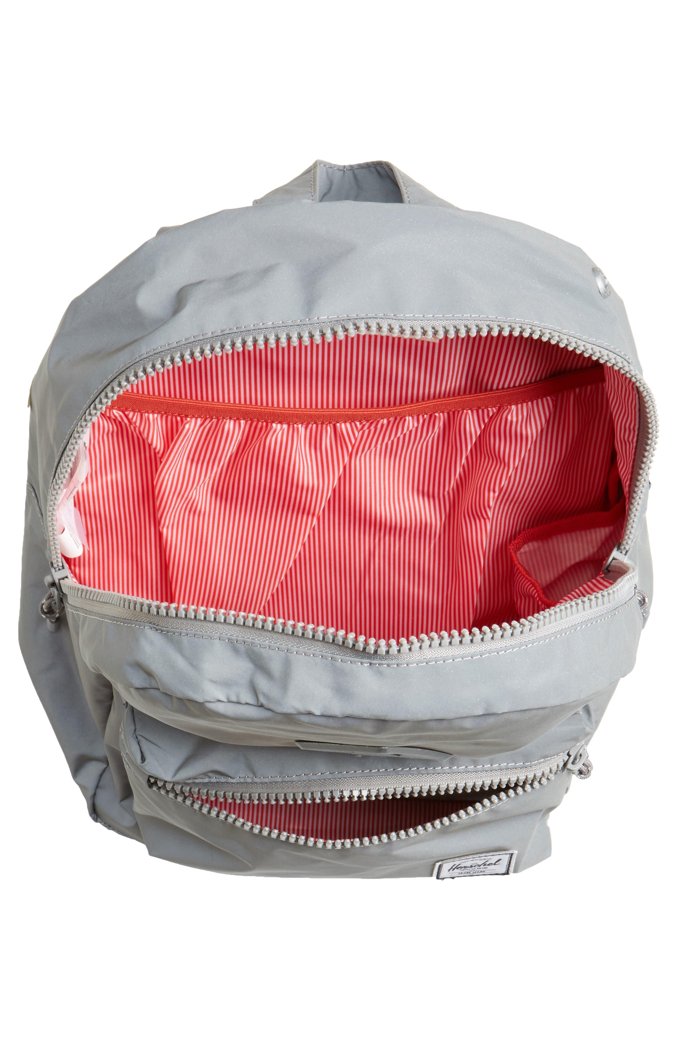 Alternate Image 3  - Herschel Supply Co. Heritage Reflective Backpack (Kids)
