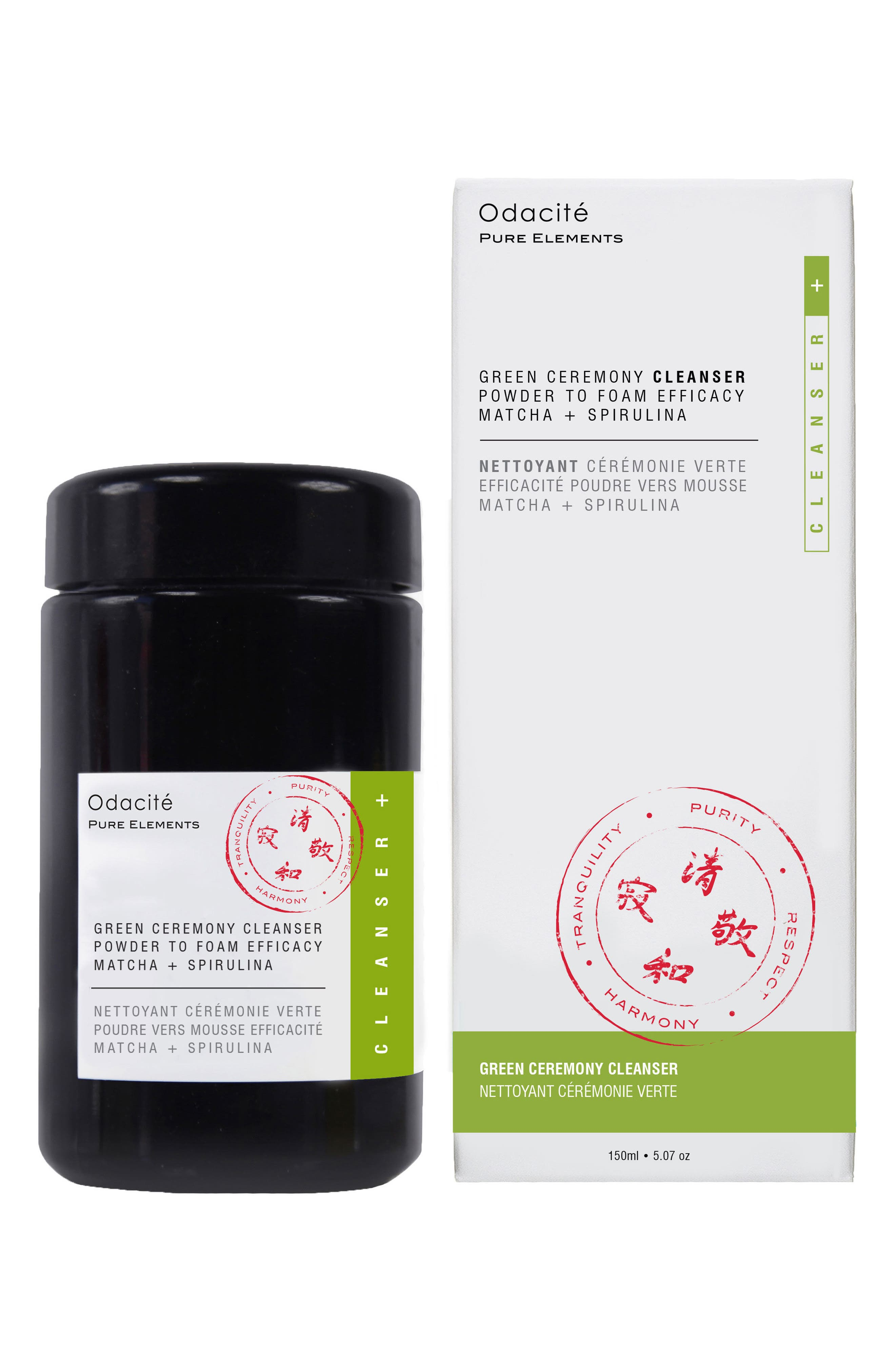 Green Ceremony Cleanser,                         Main,                         color, No Color