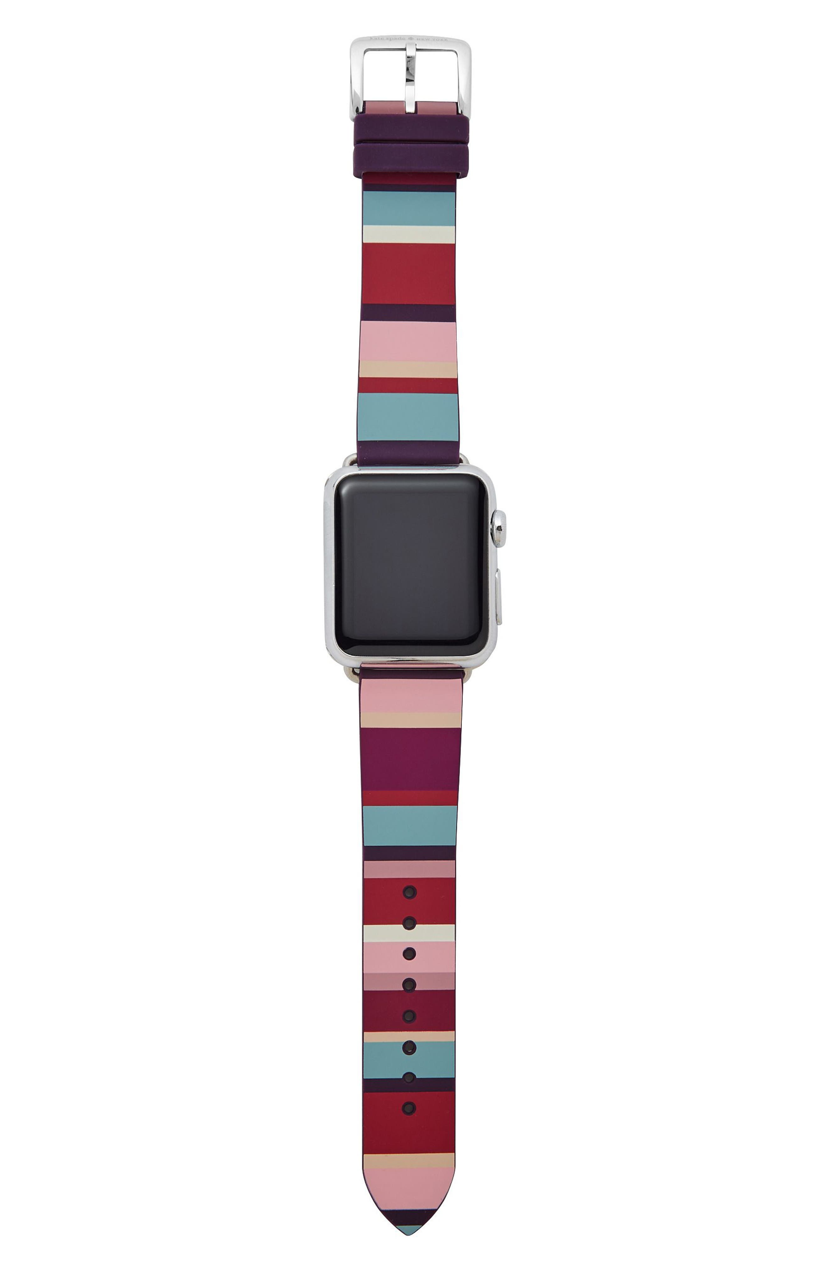 Apple Watch strap, 12mm,                             Main thumbnail 1, color,                             Multi