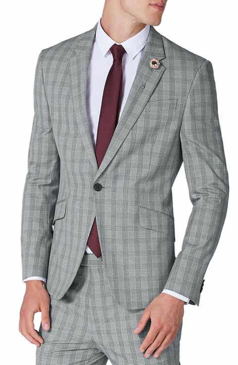 Men's Grey Suits & Sport Coats | Nordstrom