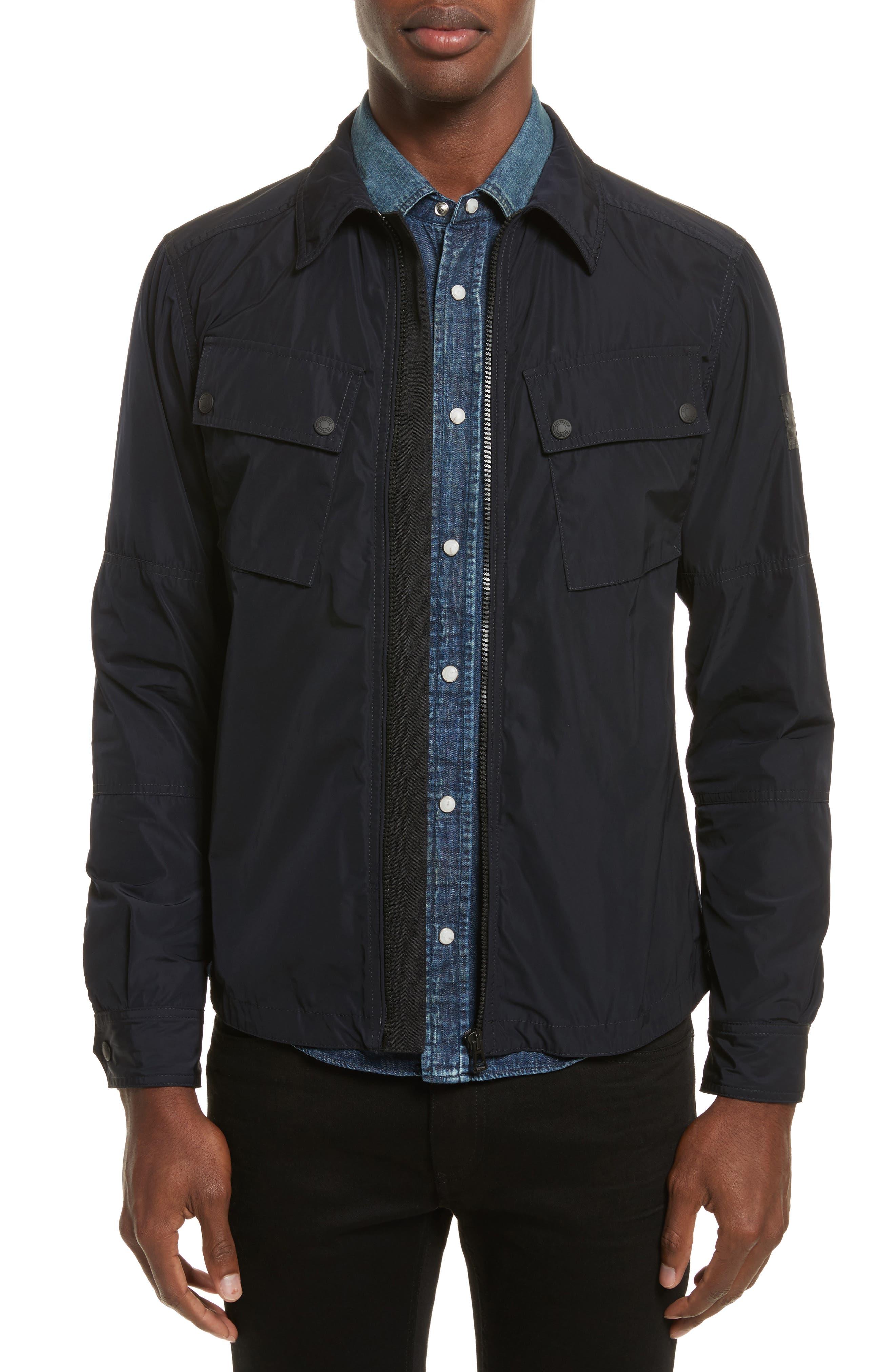 Belstaff Talbrook Shirt Jacket