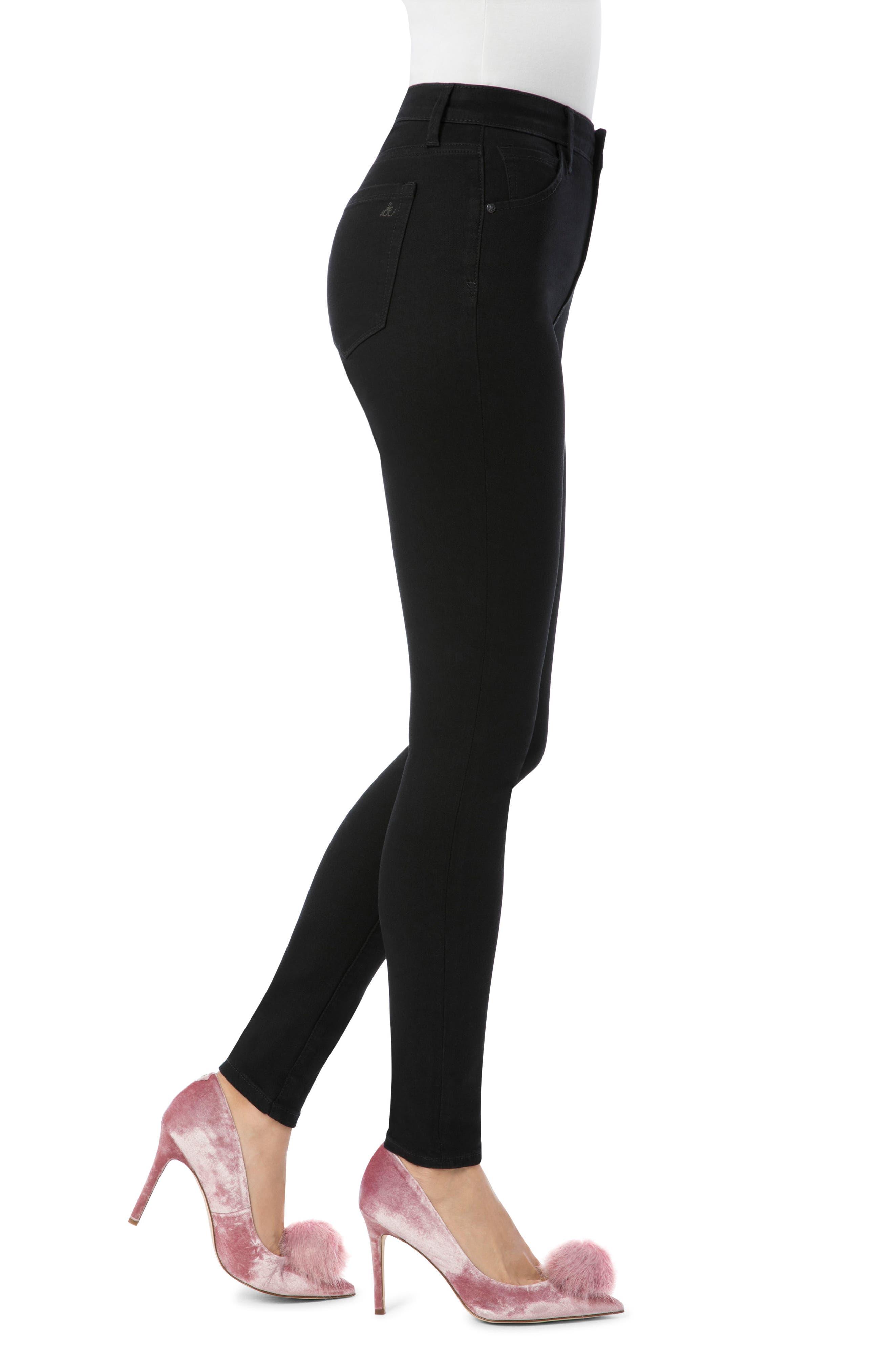Alternate Image 3  - Sam Edelman Stiletto High Rise Skinny Jeans (Ambrose)