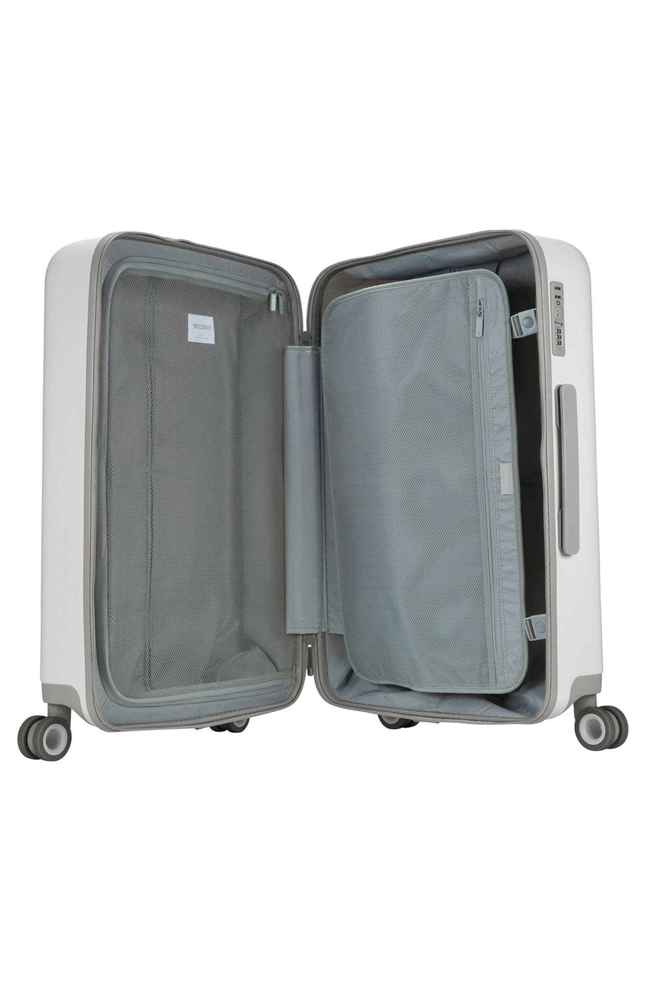 NOVI 27-Inch Hardshell Wheeled Packing Case,                             Alternate thumbnail 2, color,                             White